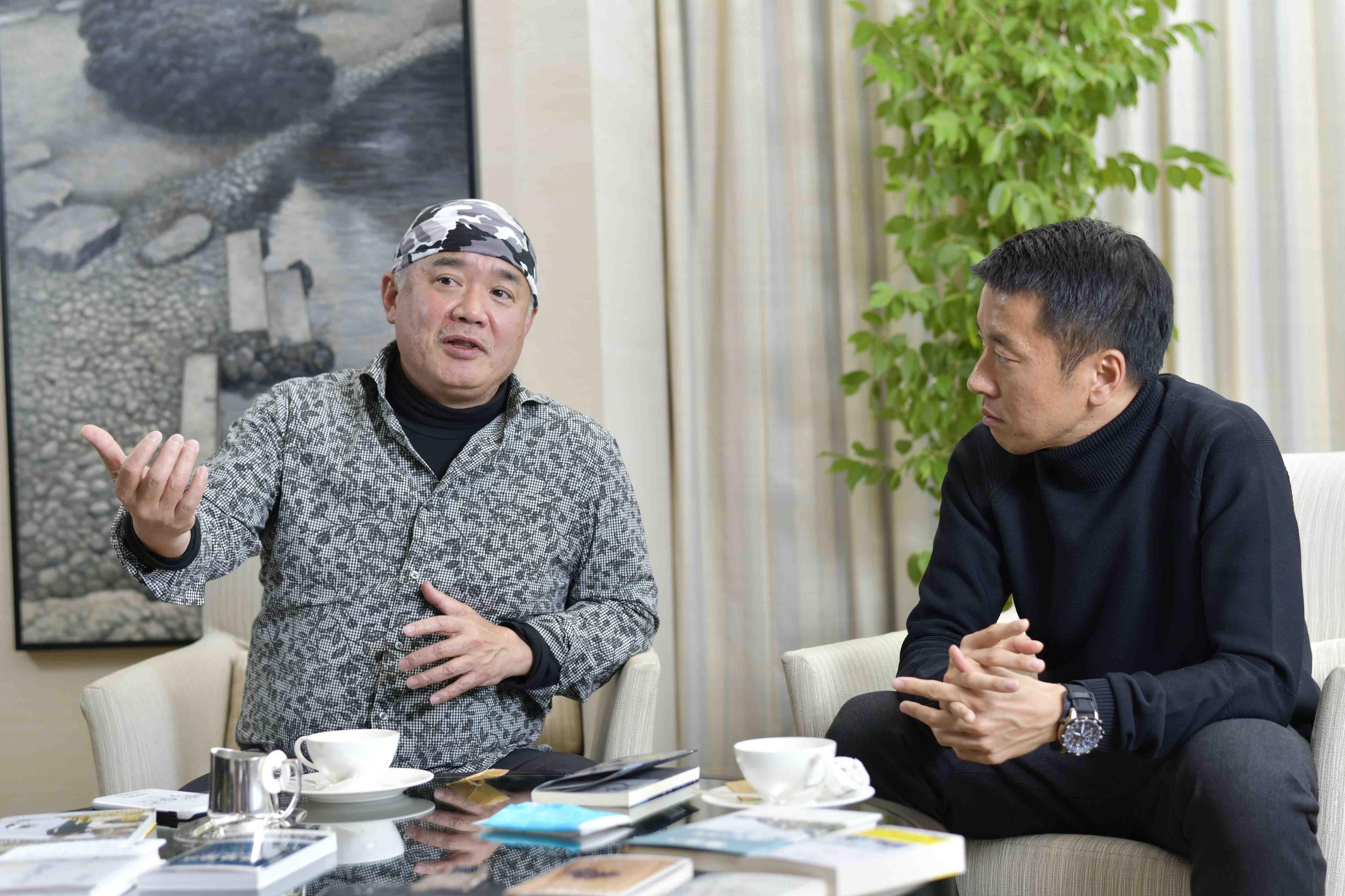 Interview with Bon Ishikawa on new documentary Film Kujira Bito 136