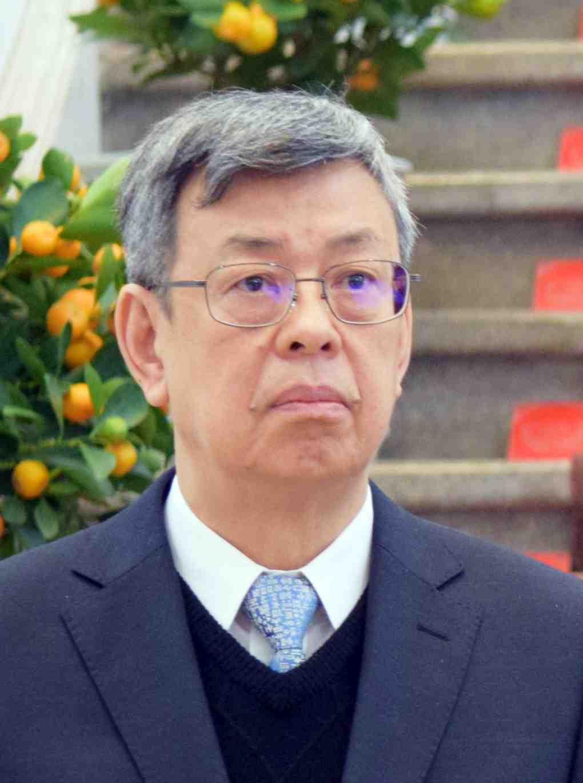 Interview with Taiwan VP on Coronavirus 002