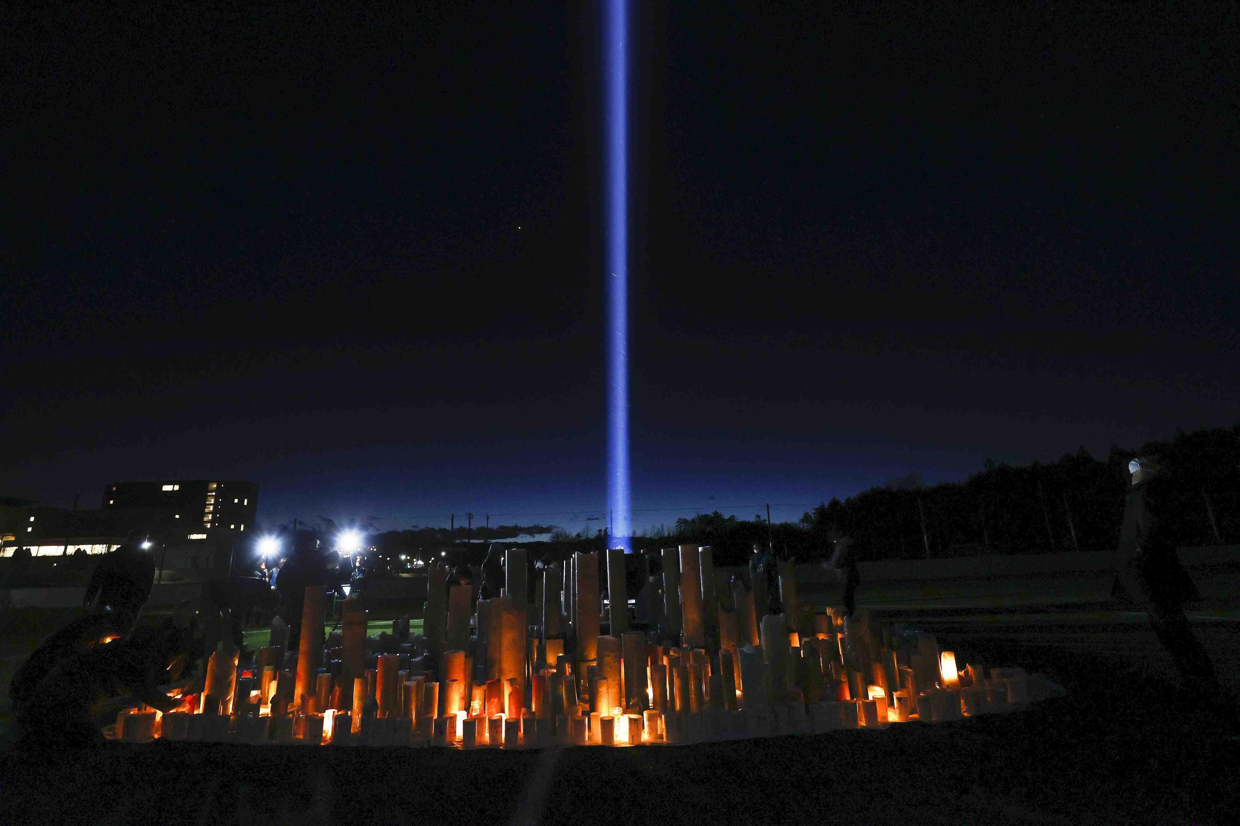 Japan 3.11 Anniversary The Great Tohoku Earthquake 020