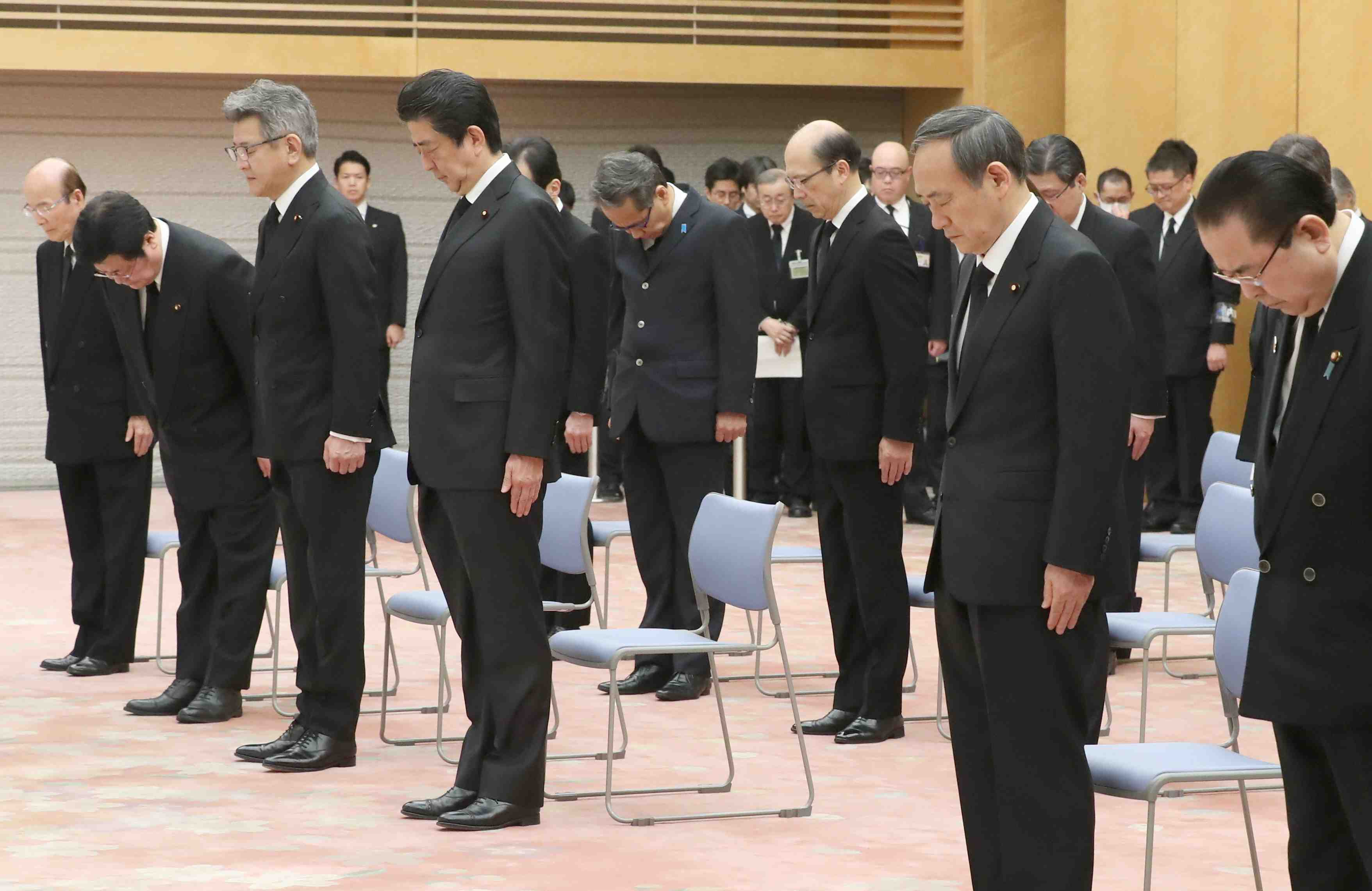 Japan 3.11 Anniversary The Great Tohoku Earthquake 036