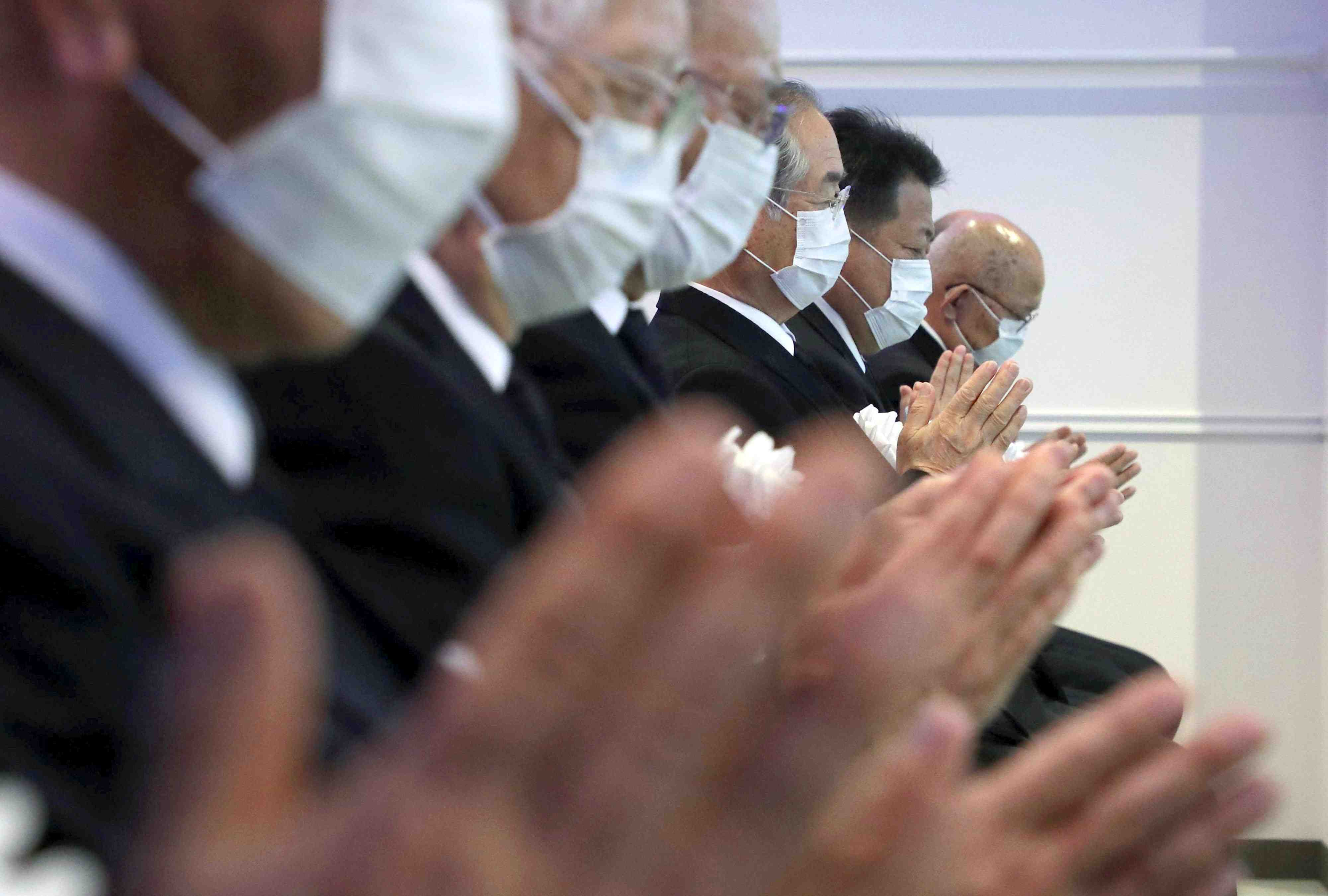 Japan 3.11 Anniversary The Great Tohoku Earthquake 041