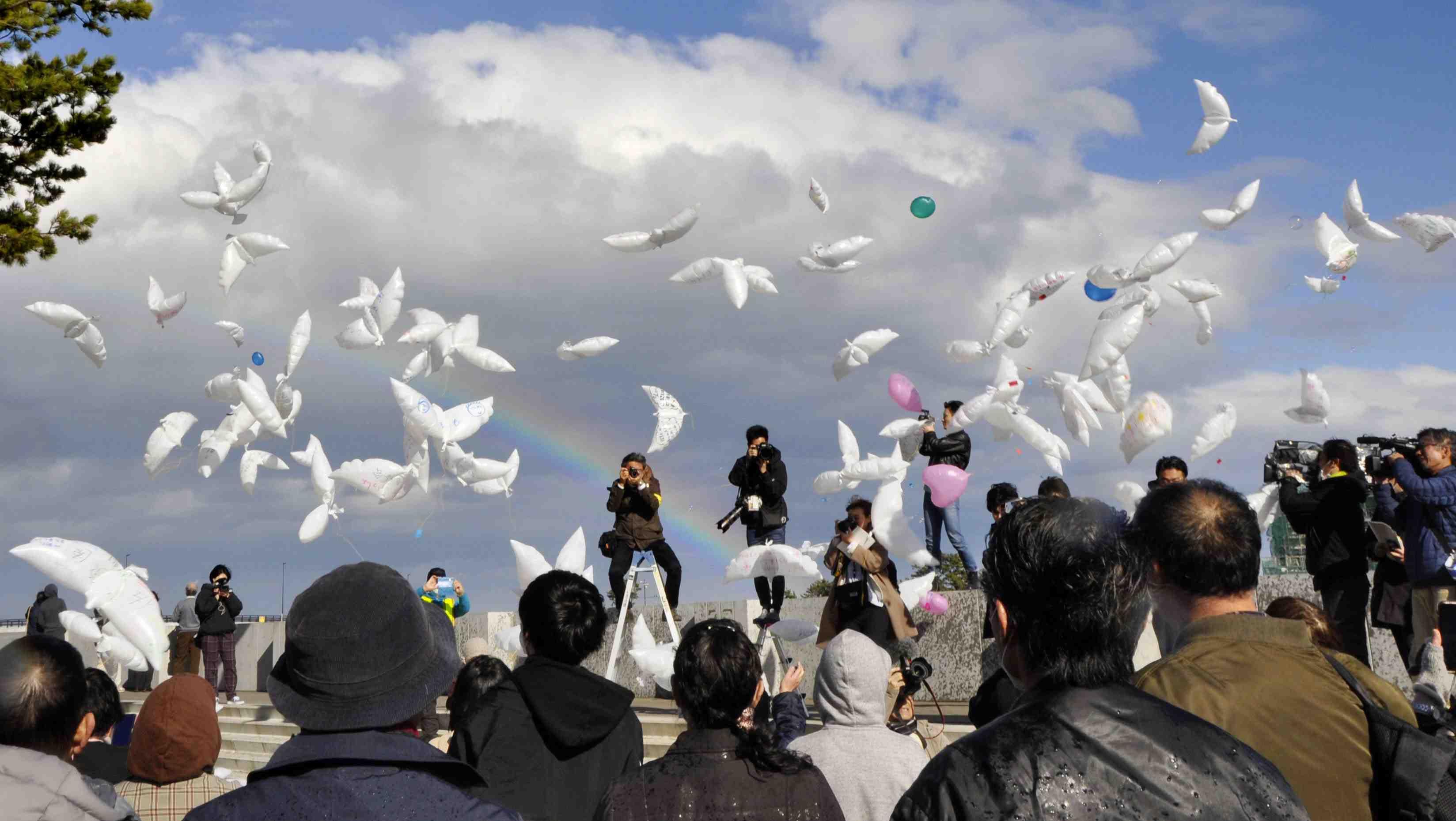 Japan 3.11 Anniversary The Great Tohoku Earthquake 049