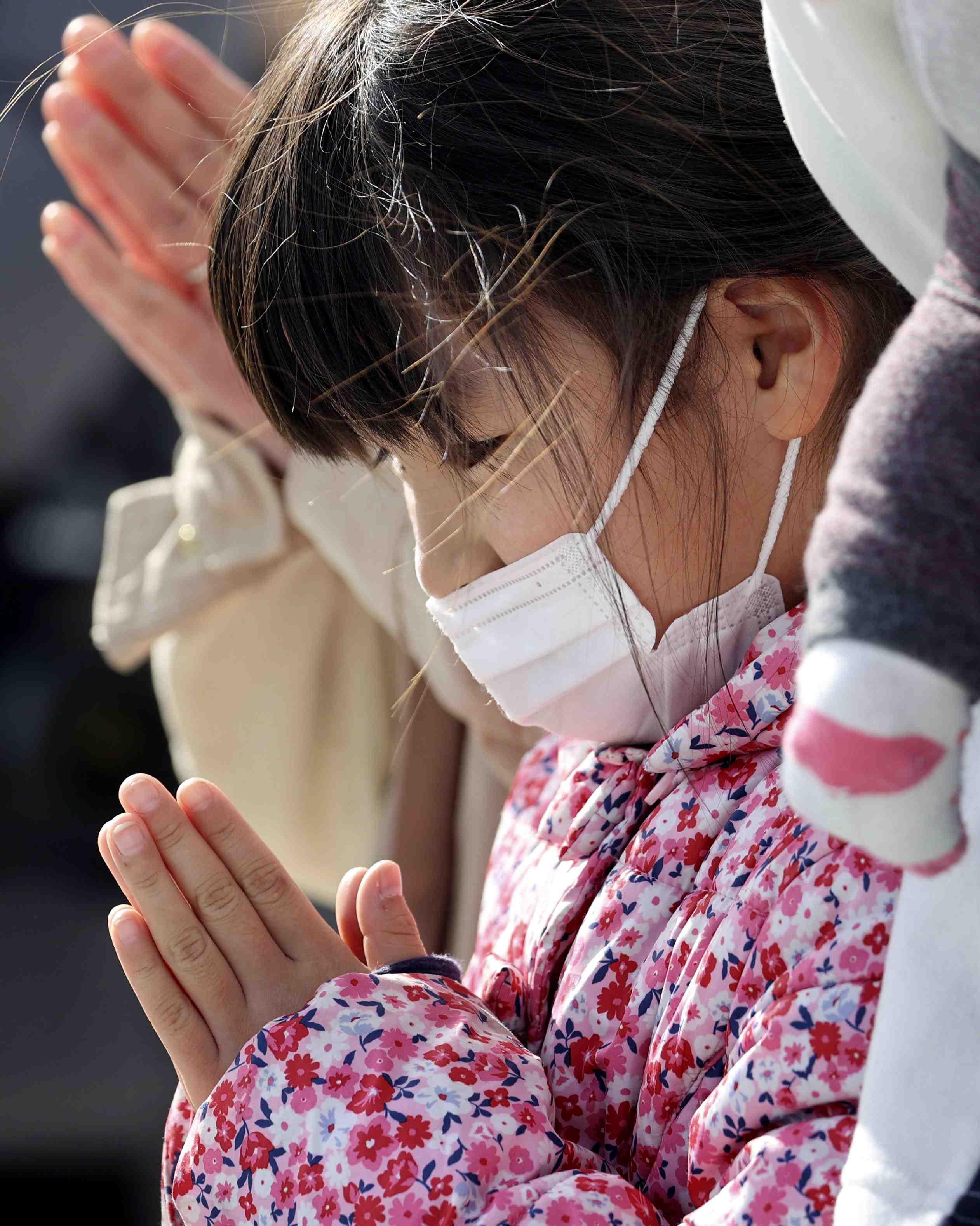 Japan 3.11 Anniversary The Great Tohoku Earthquake 050