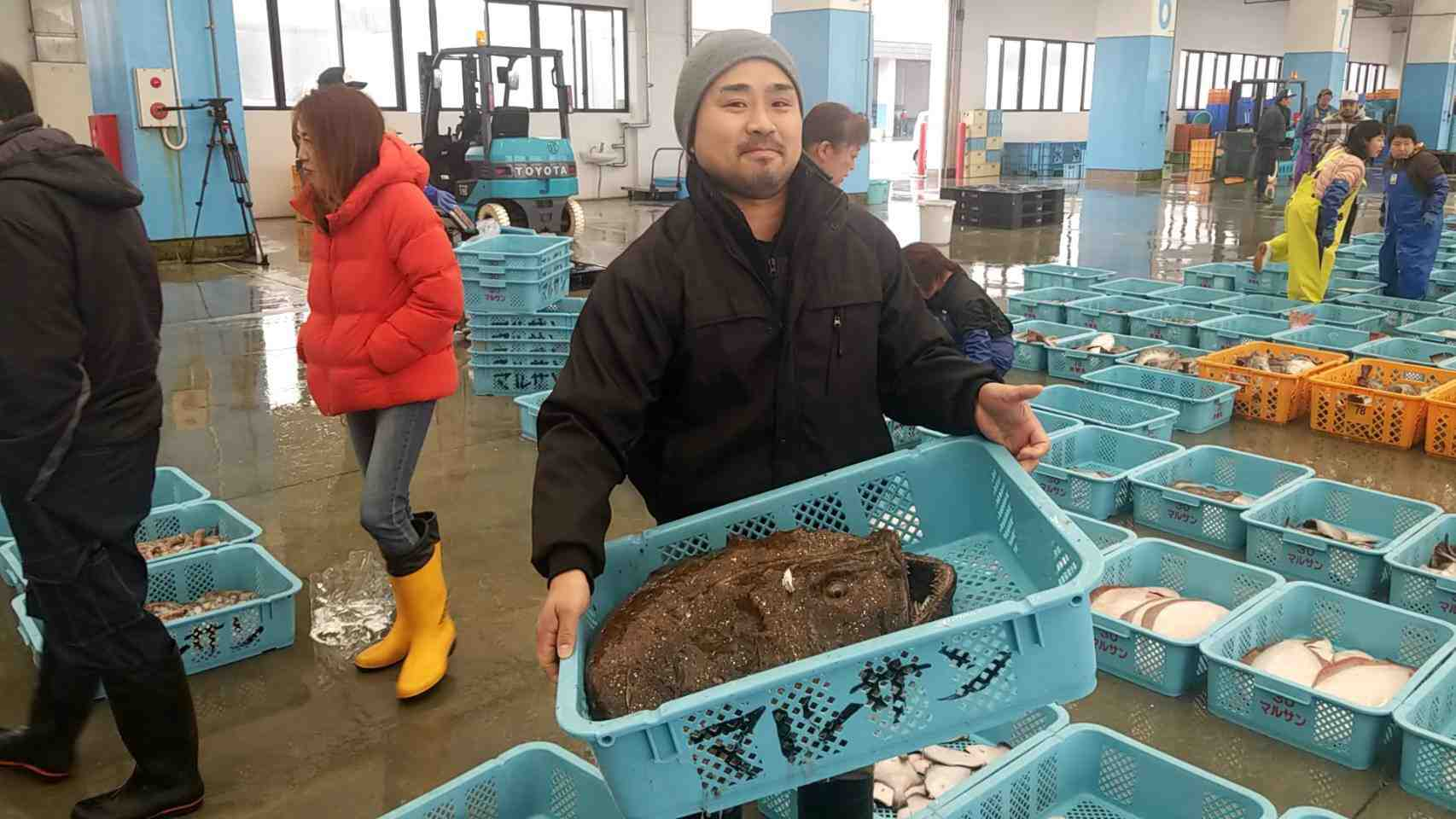 Japanese Food Import Restriction Fish and Seafood 007