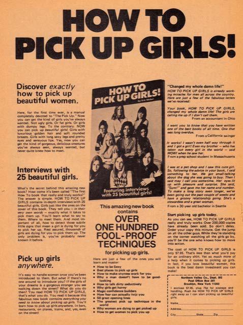 HHerbivore Men – How to Pick Up Girls photo