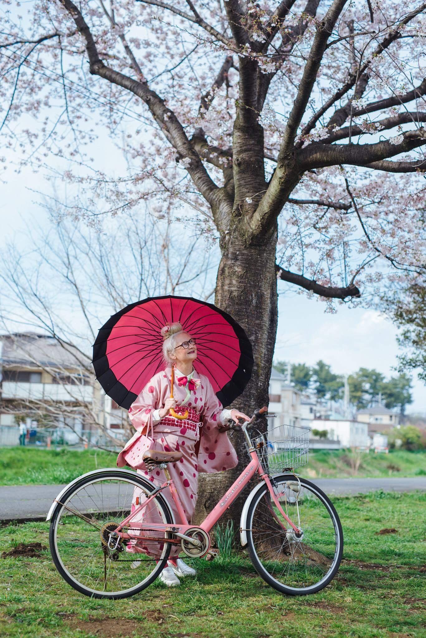 Kimono Cherry Blossom16