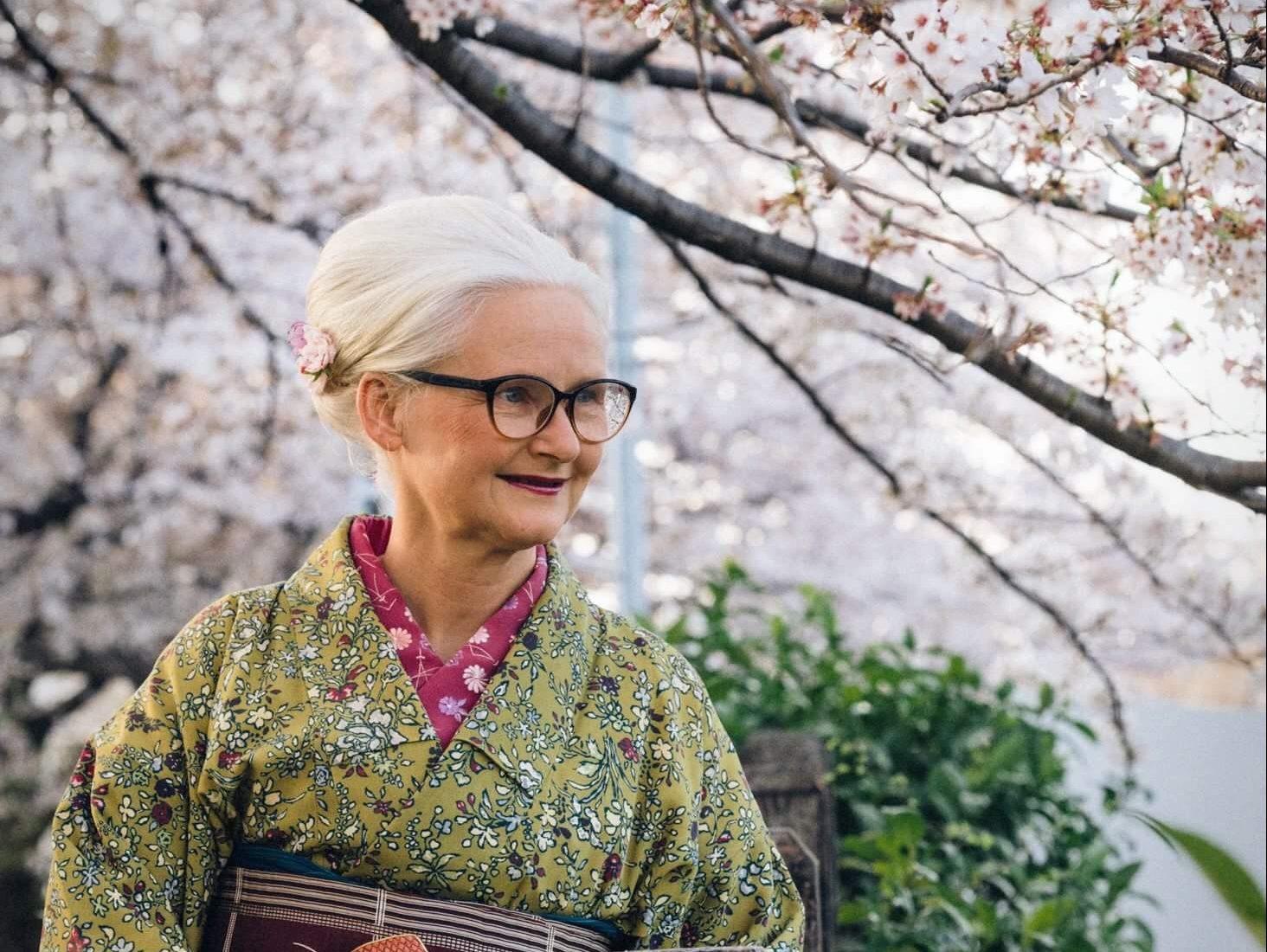 Kimono Cherry Blossom6