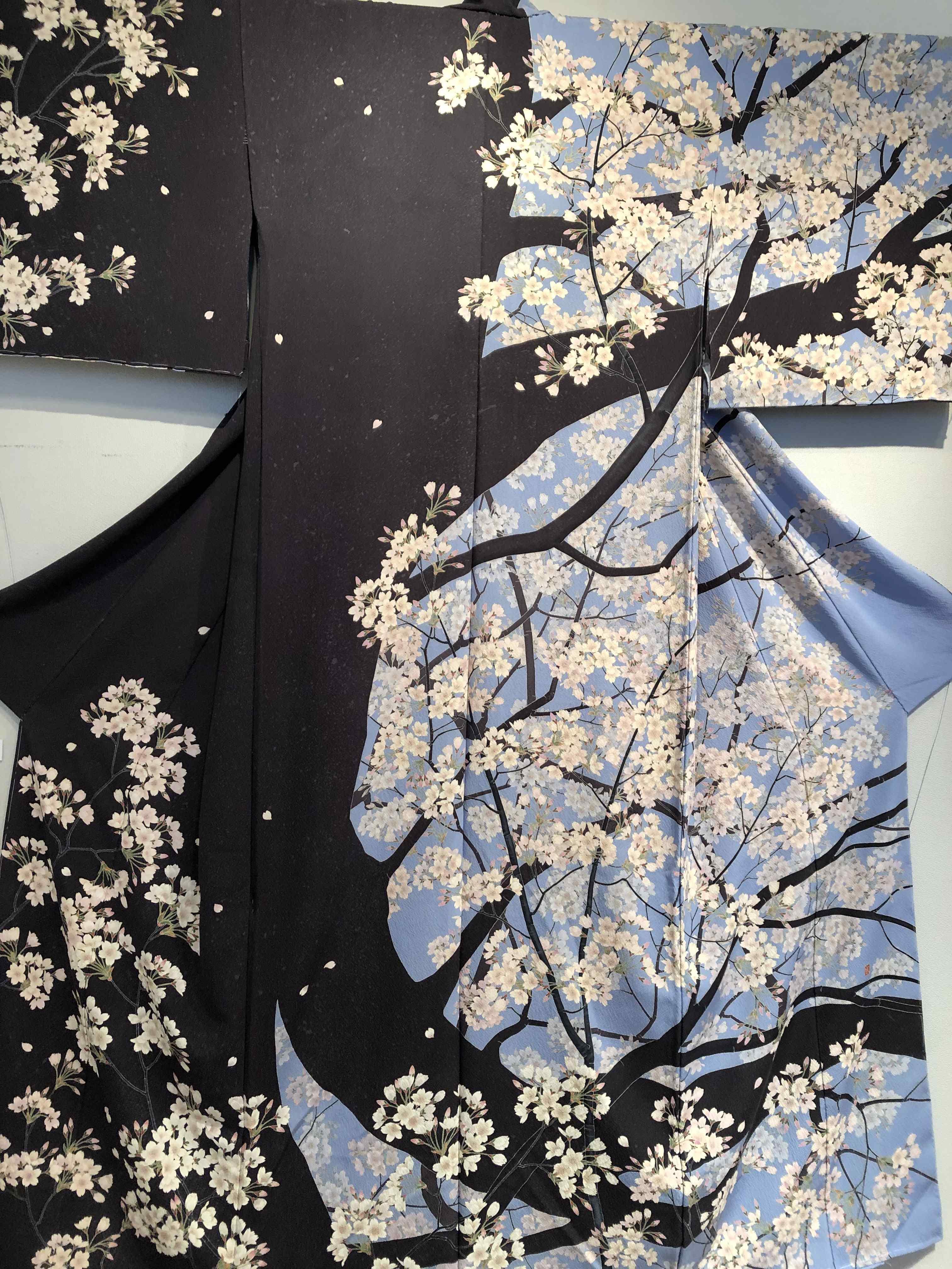 Kimono Cherry Blossom9