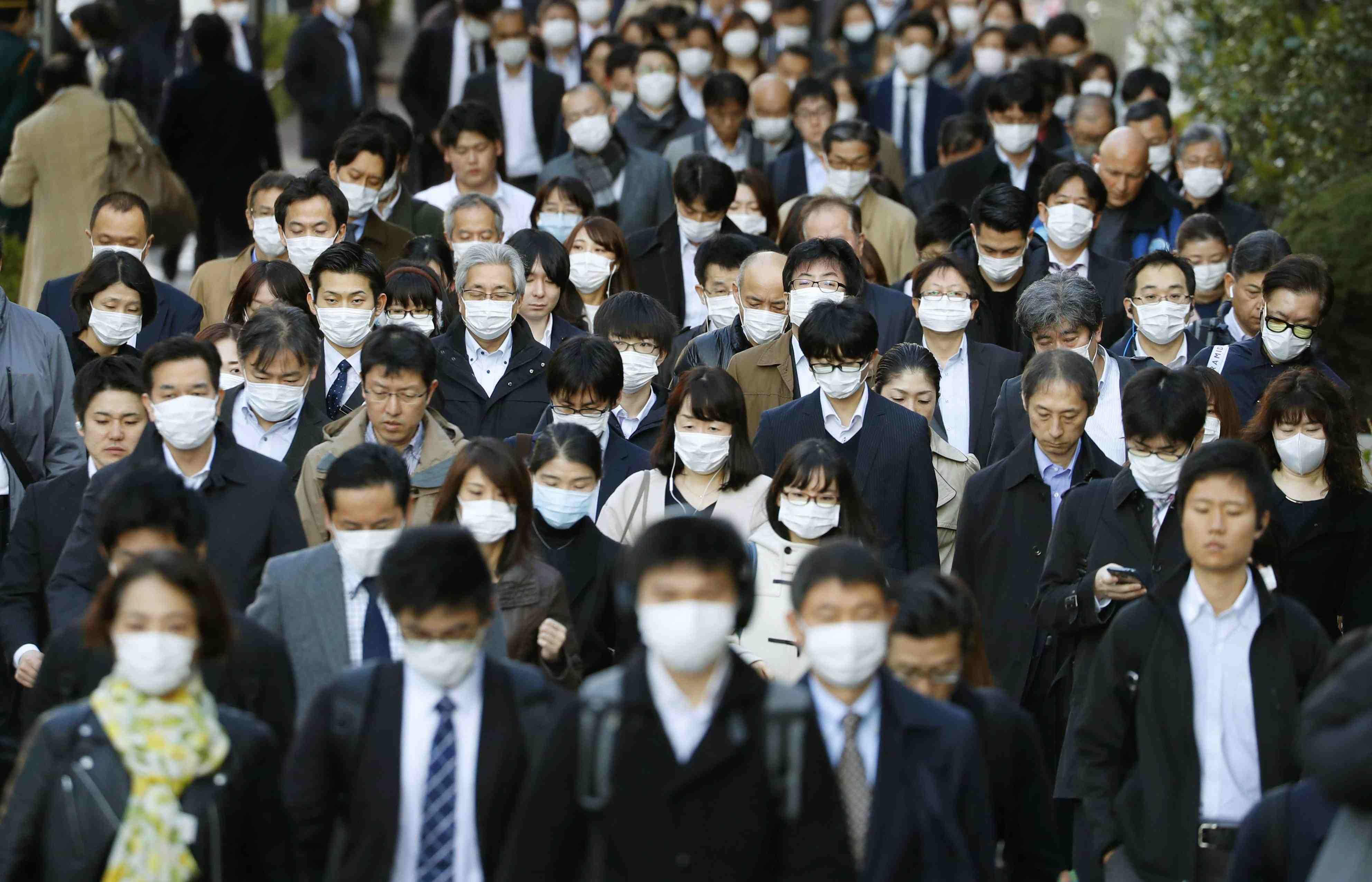 Pandemic Coronavirus 001