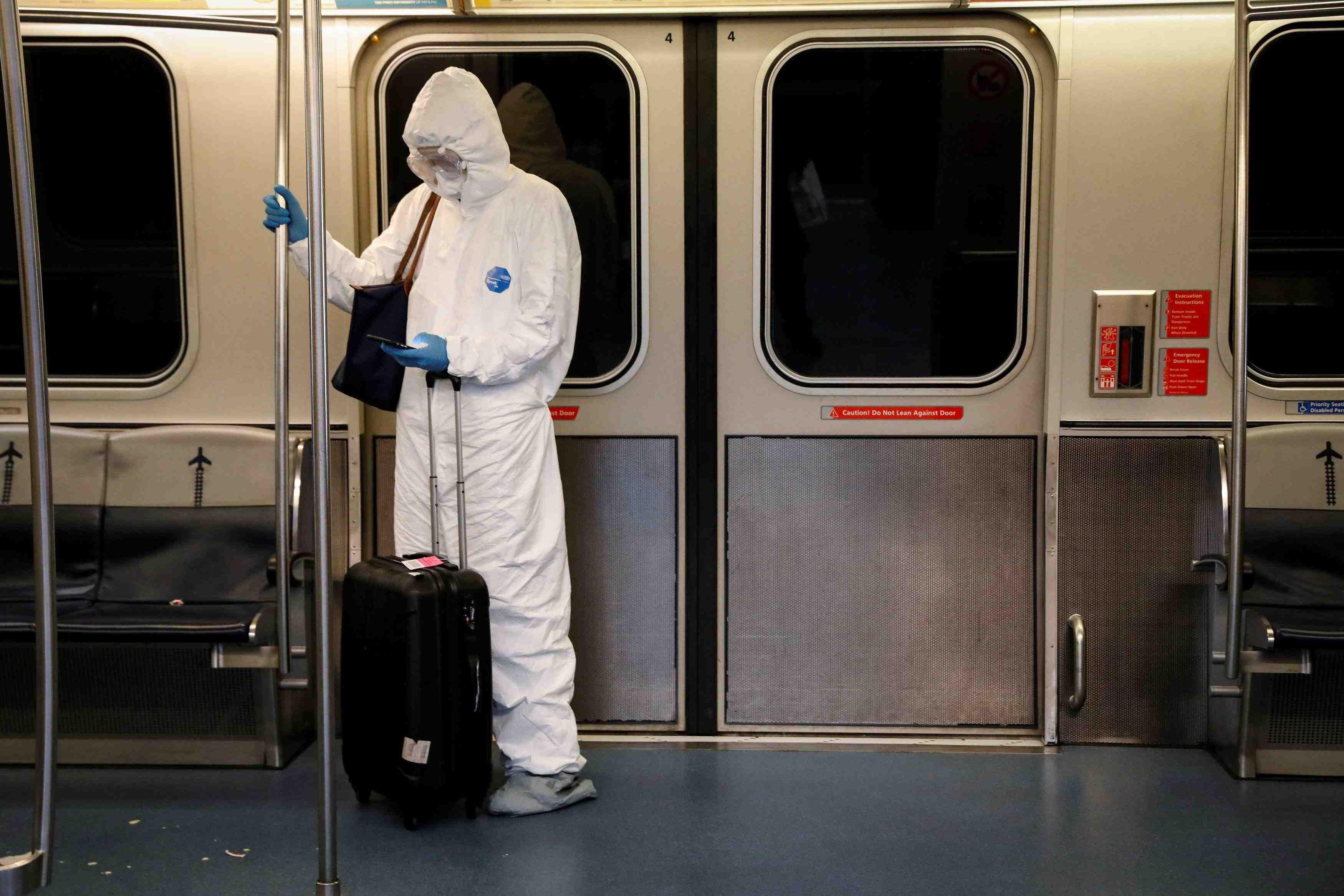 Pandemic Coronavirus 044