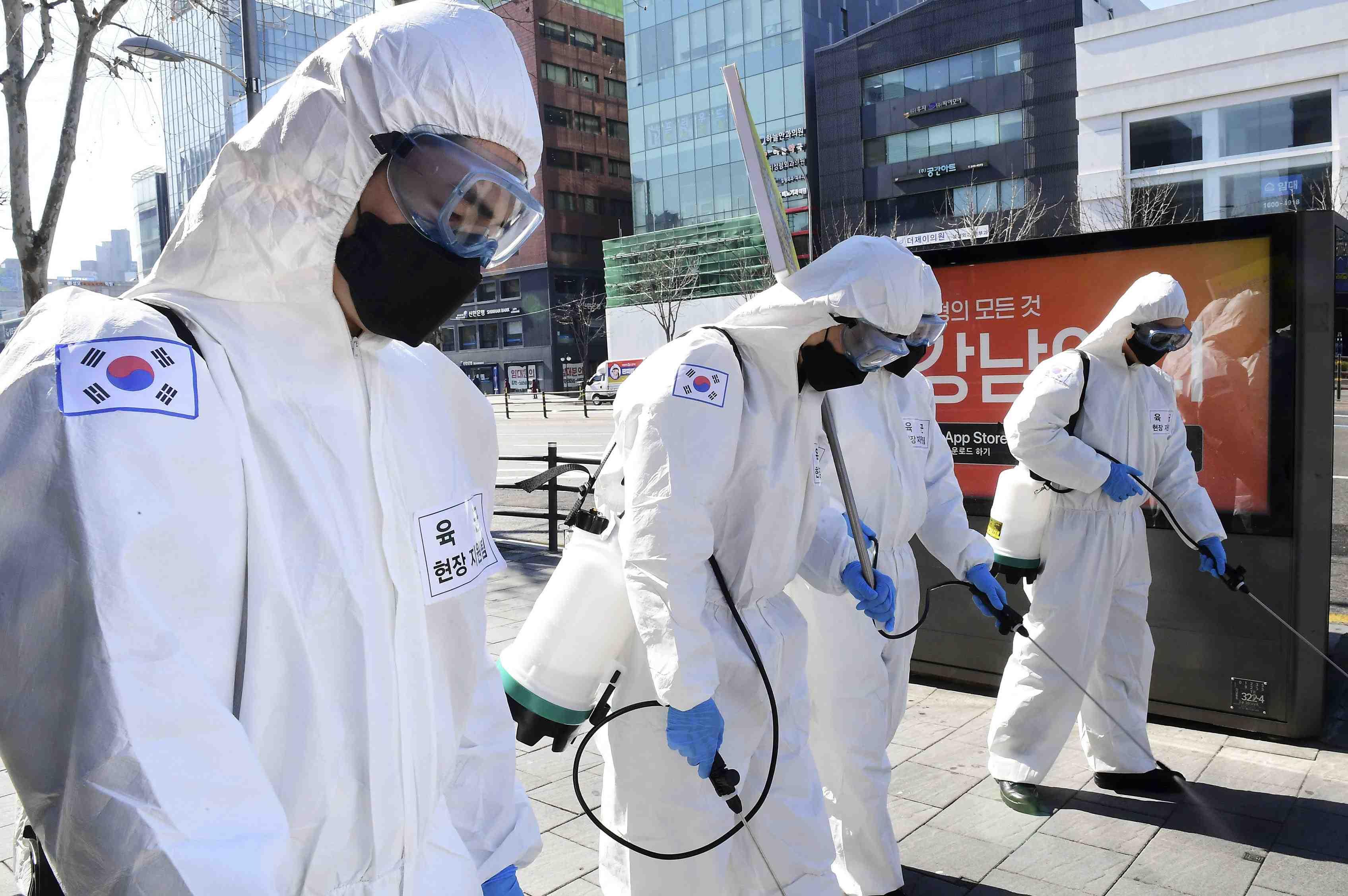 South Korea Election and Coronavirus 016