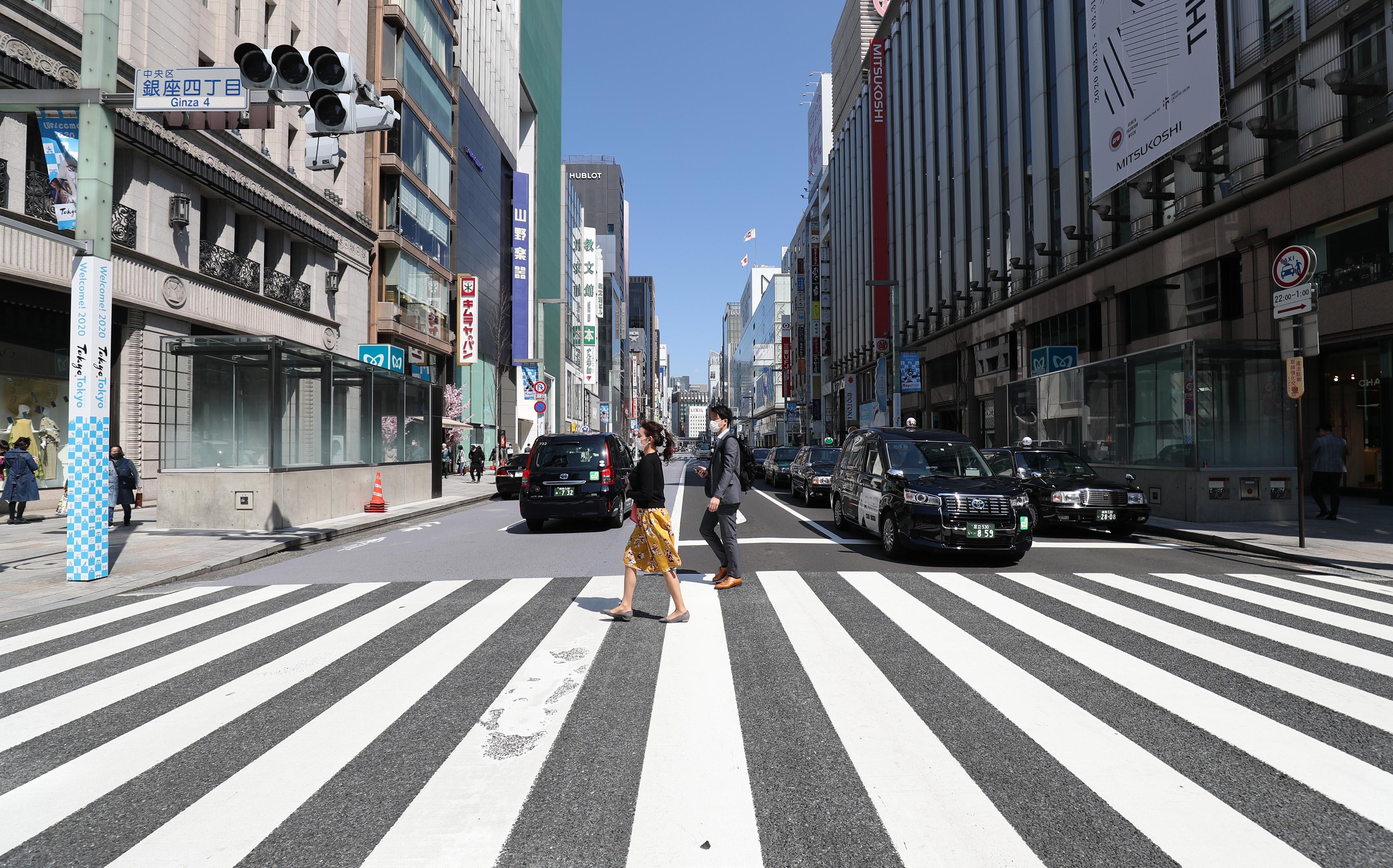 Coronavirus and Economy Japan