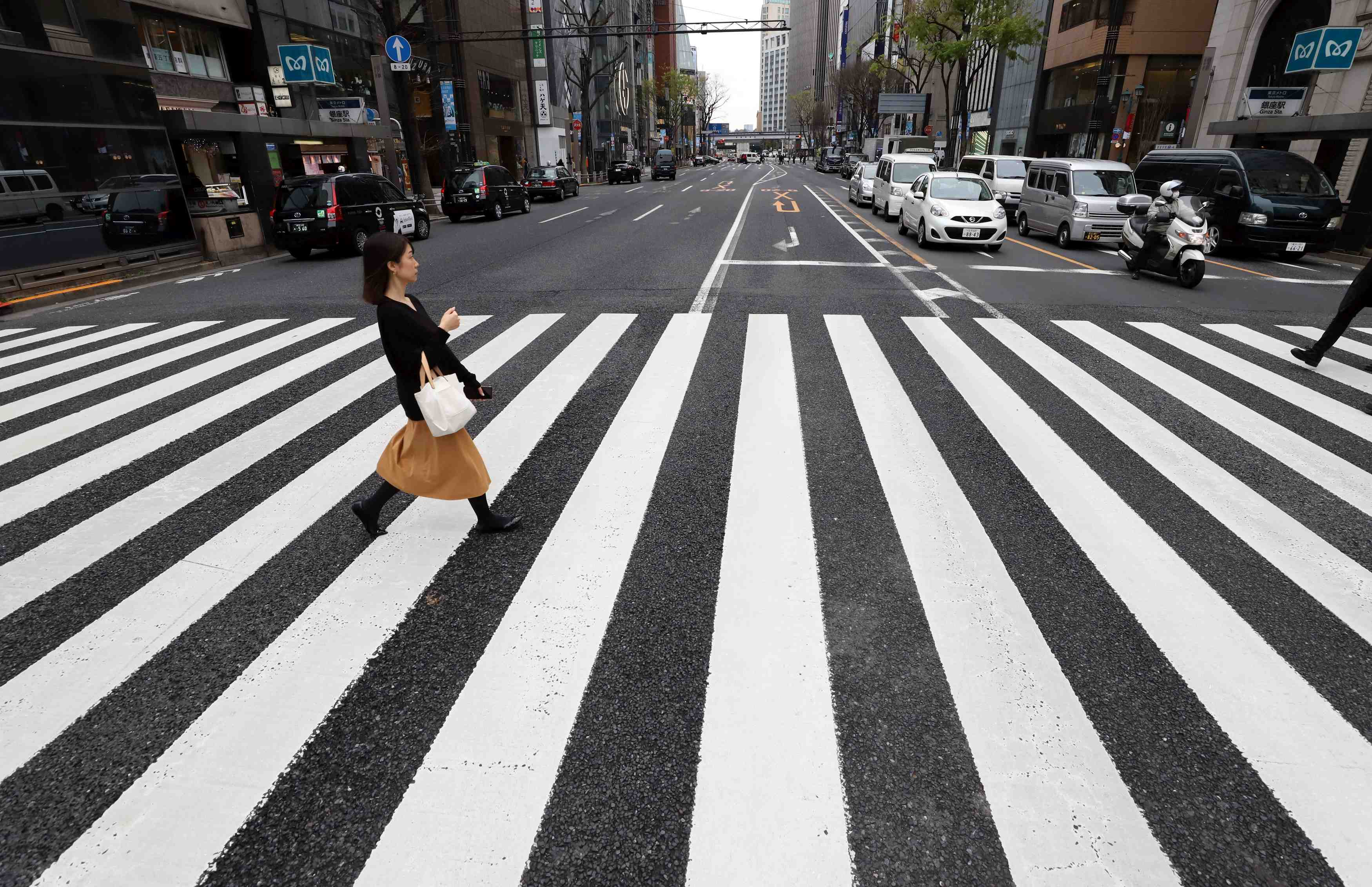 Life in Tokyo Coronavirus outbreak