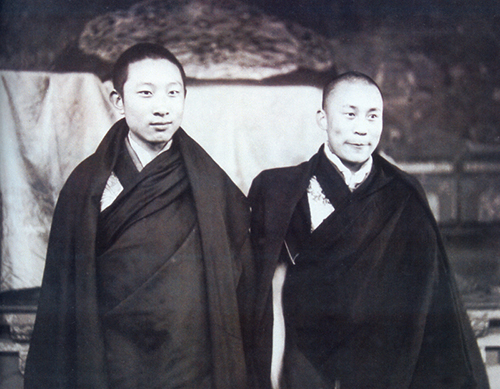 Dalai Lama and Panchen