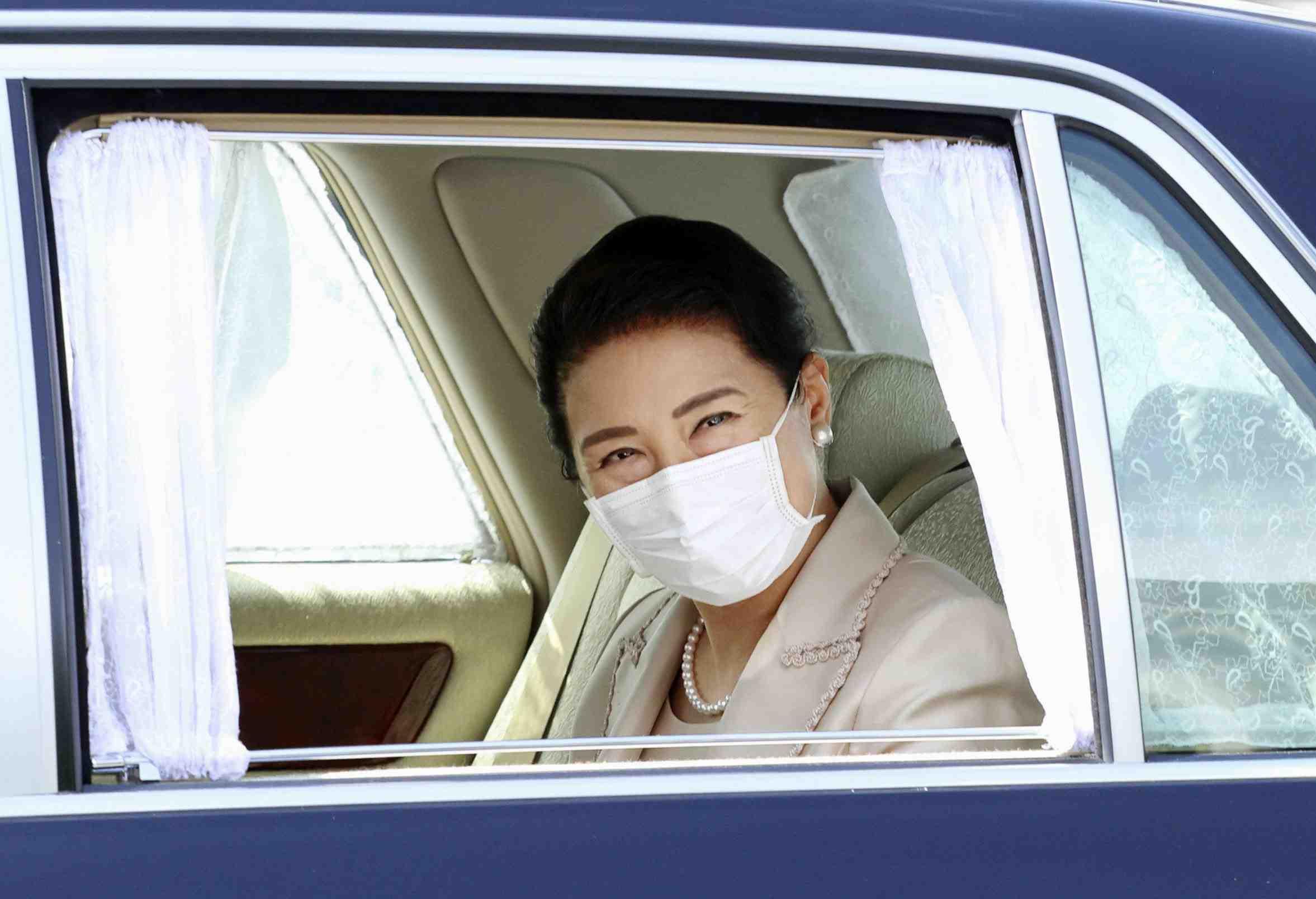 Japan Empress Masako