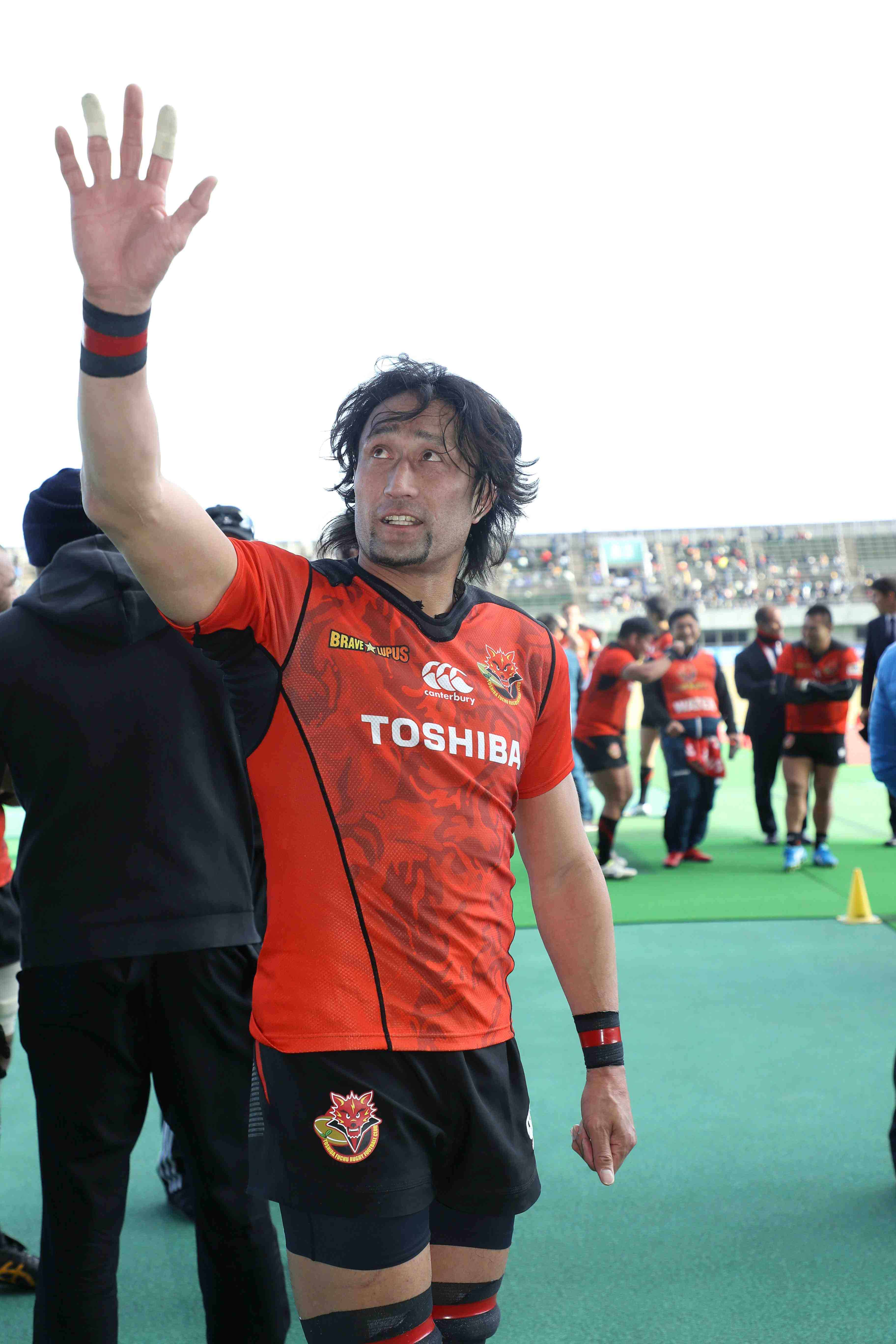 Japan Rugby Hitoshi Ono Retired
