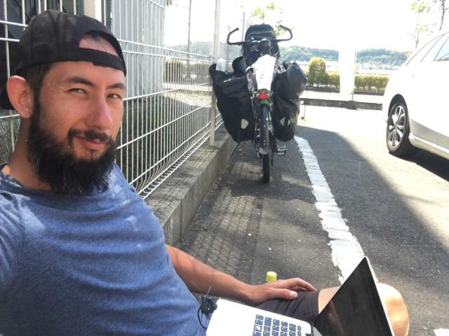 Julian bicycle trip Kyushu 13