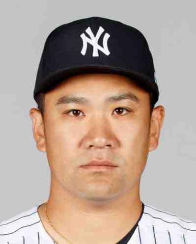 MLB Baseball Masahiro Tanaka New York Yankees 003