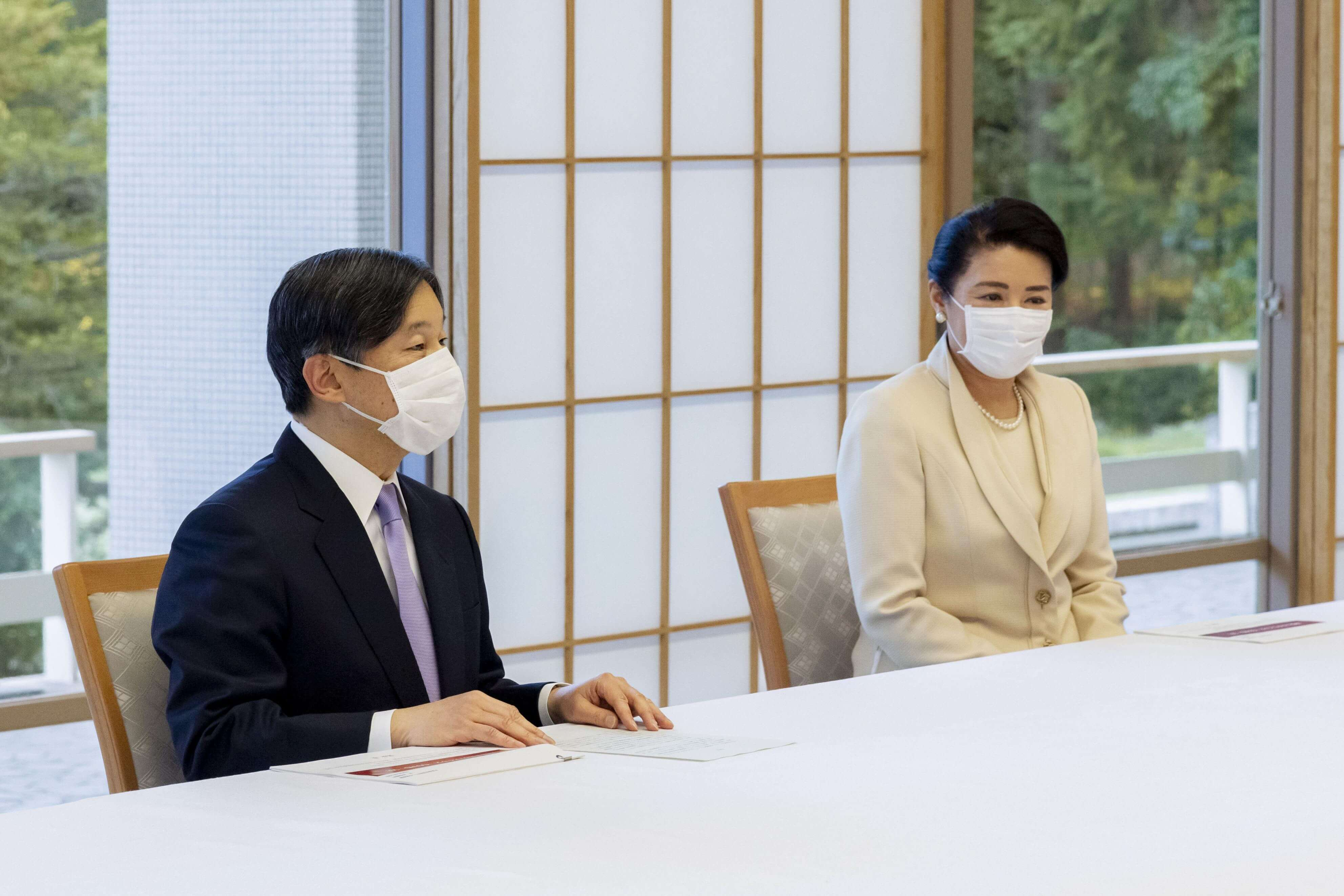 One Year Since Enthronment Naruhito2
