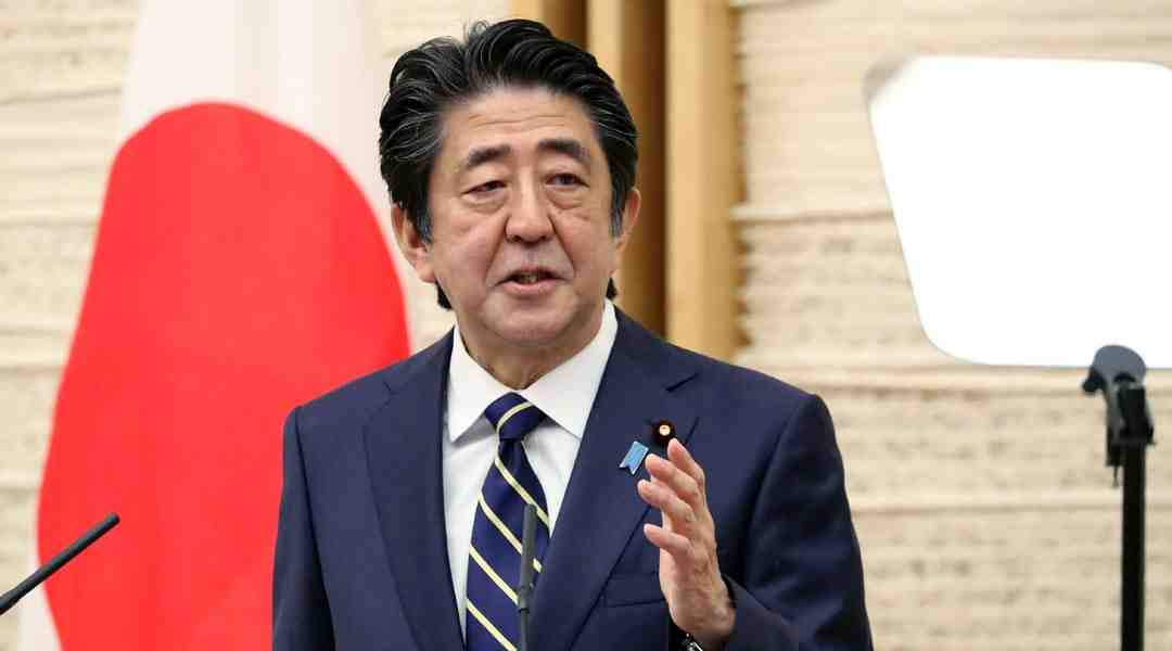 PM Shinzo Abe Press Conference on Coronavirus 001