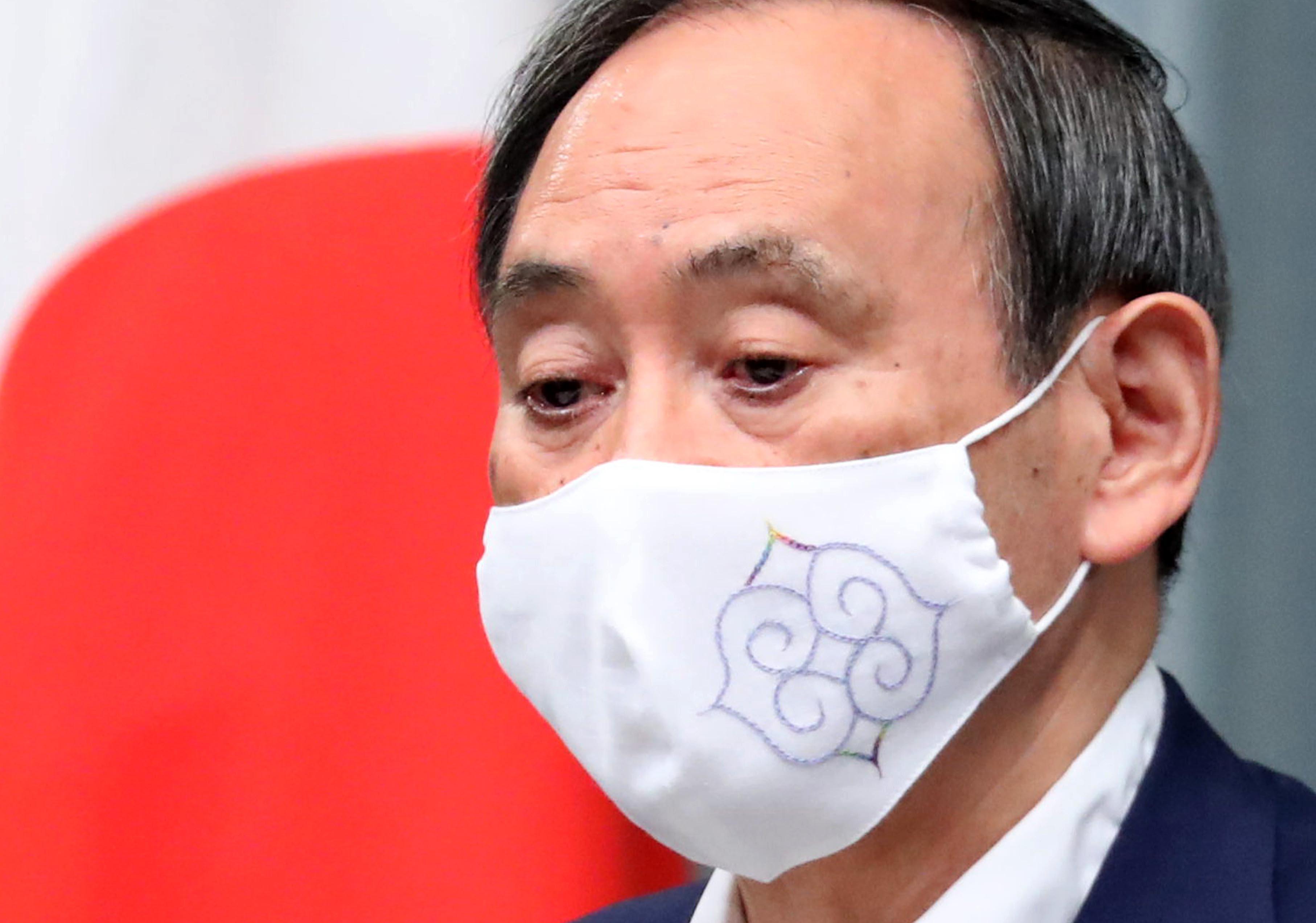 Yoshihide Suga Chief Cabinet Secretary