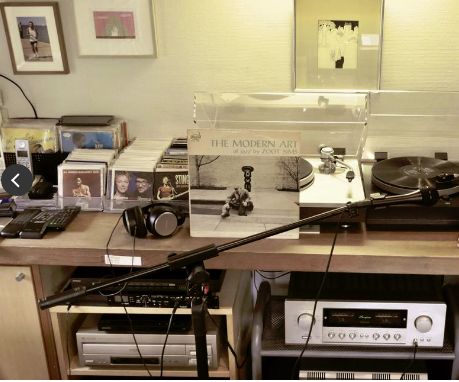 Haruki Murakami Radio Set (shared by Tokyo FM)