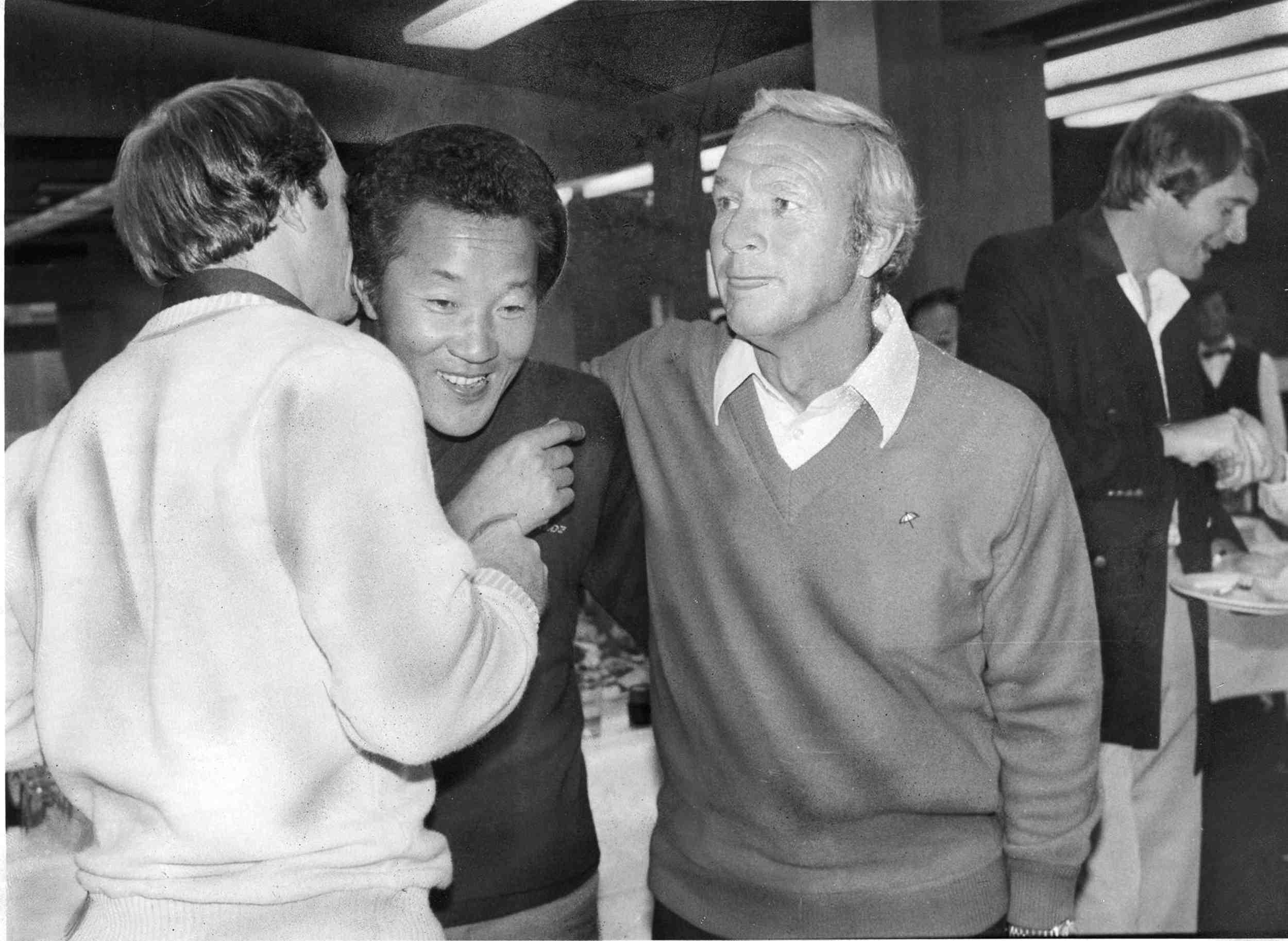 Japan Golf Legend Isao Aoki 014