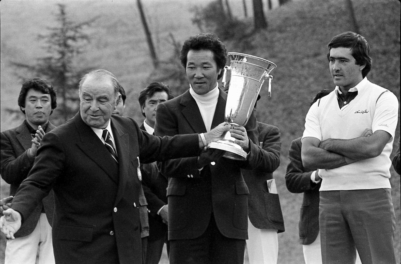 Japan Golf Legend Isao Aoki 017