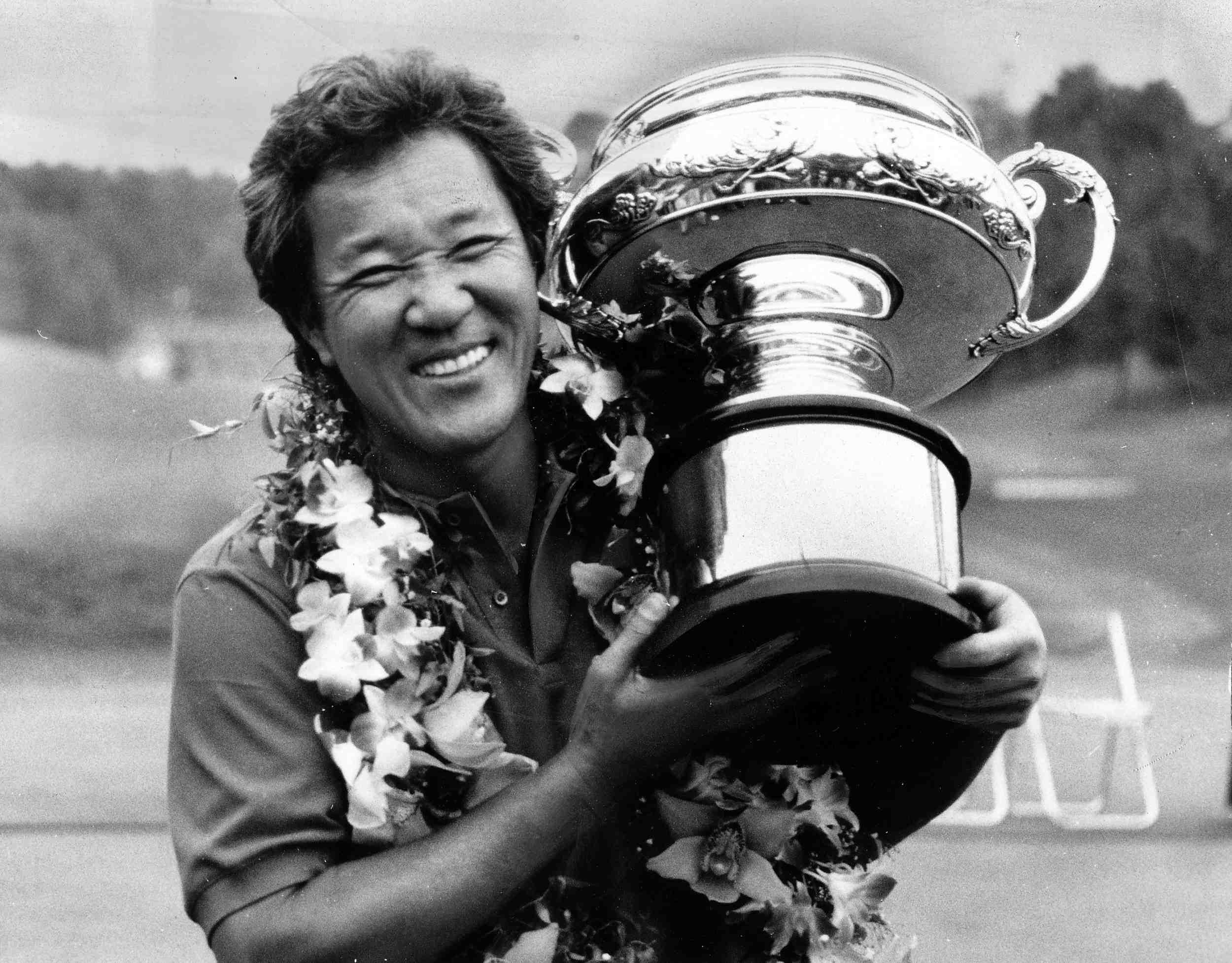 Japan Golf Legend Isao Aoki 018