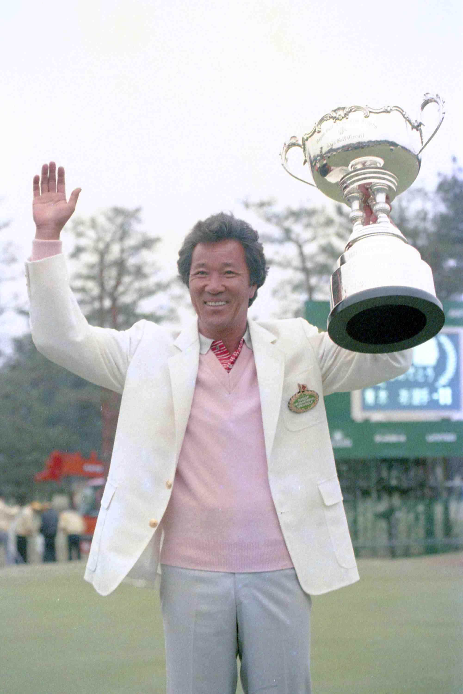Japan Golf Legend Isao Aoki 020