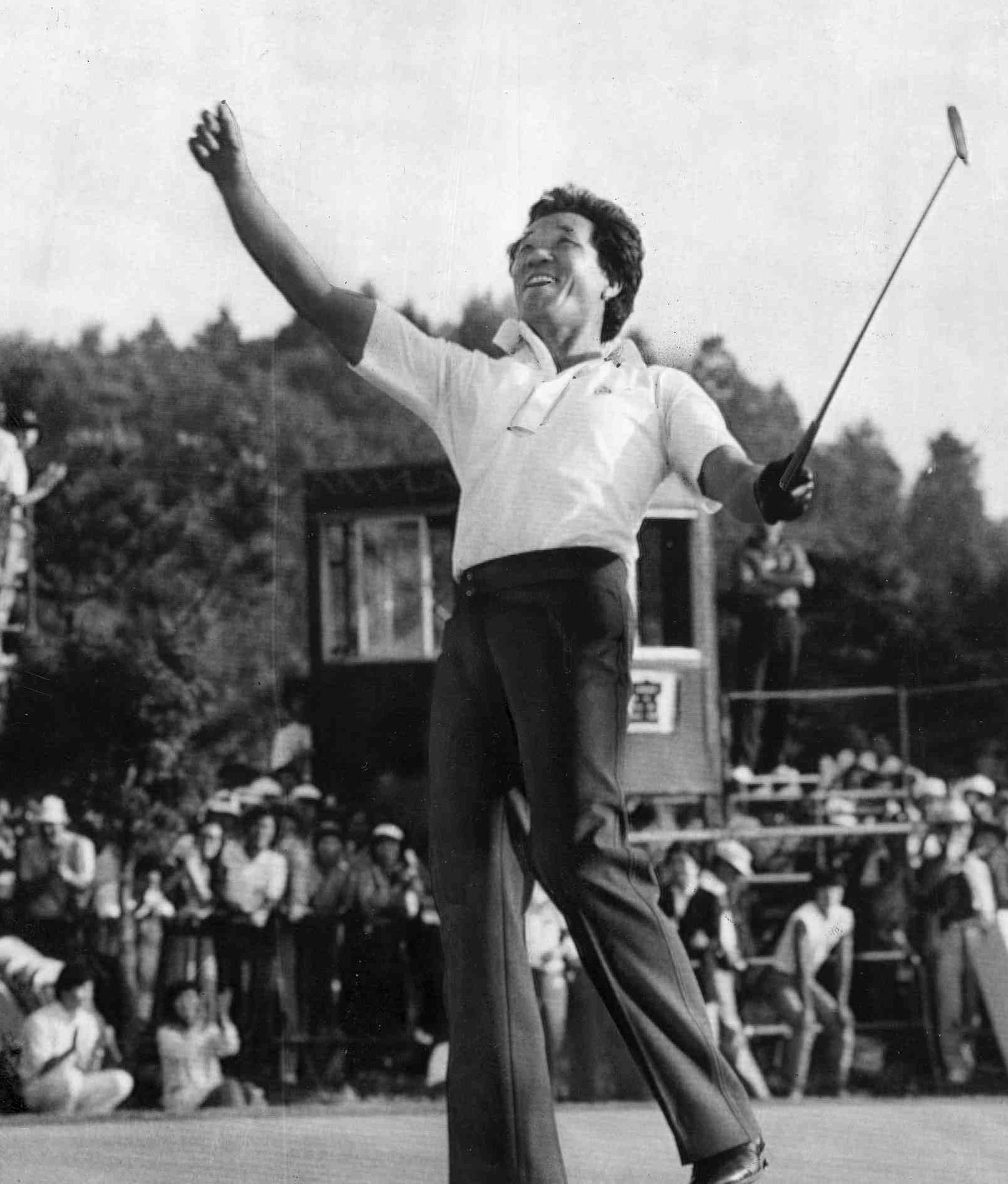 Japan Golf Legend Isao Aoki 021