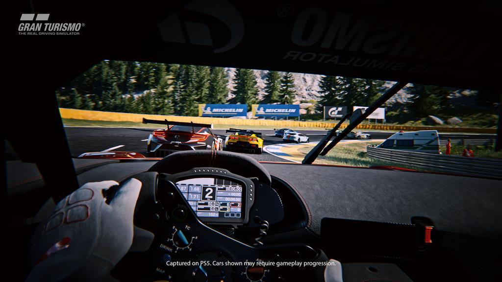 PlayStation5 Game: Gran Turismo 7