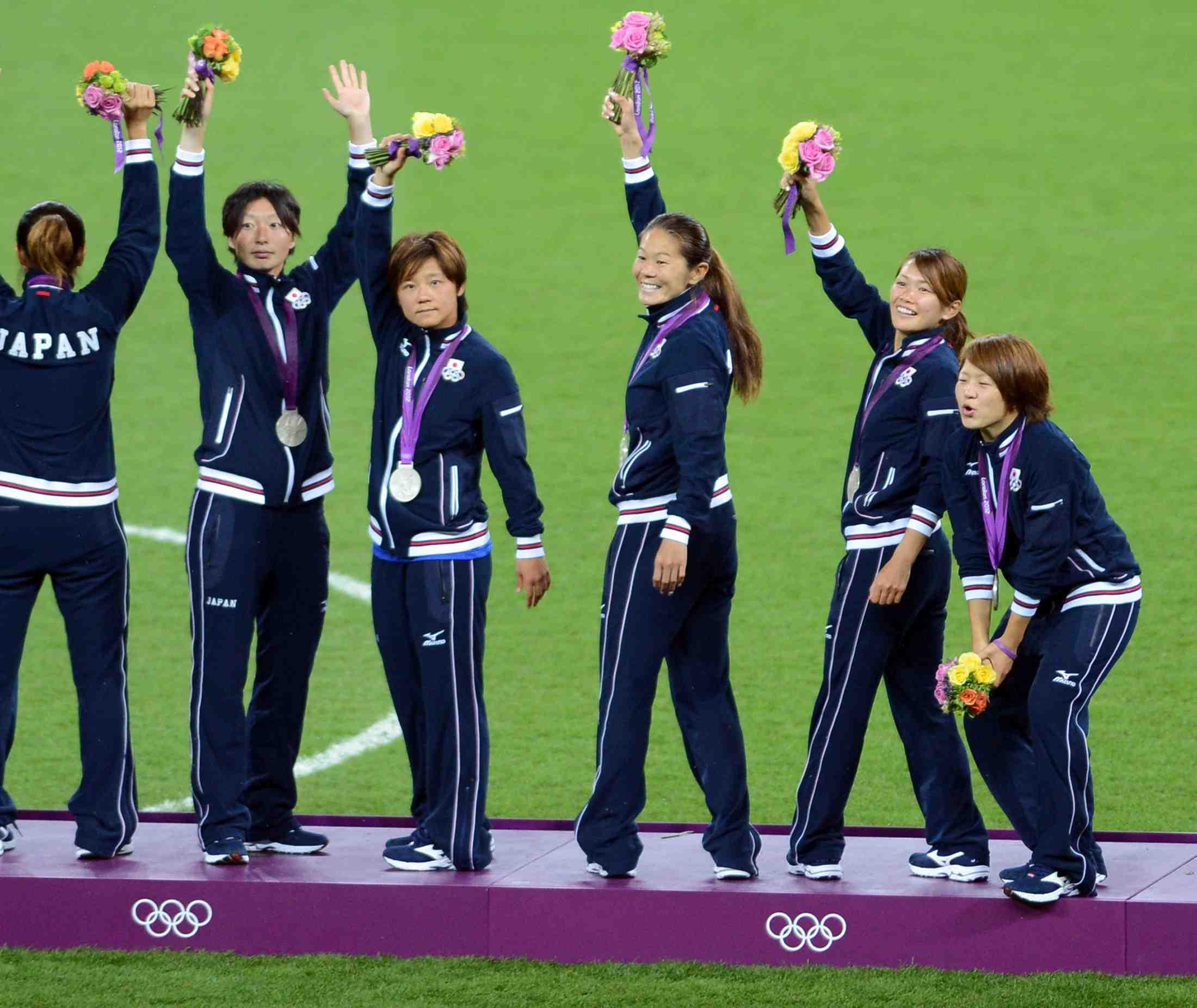 Women's Soccer Nadeshiko Japan 003
