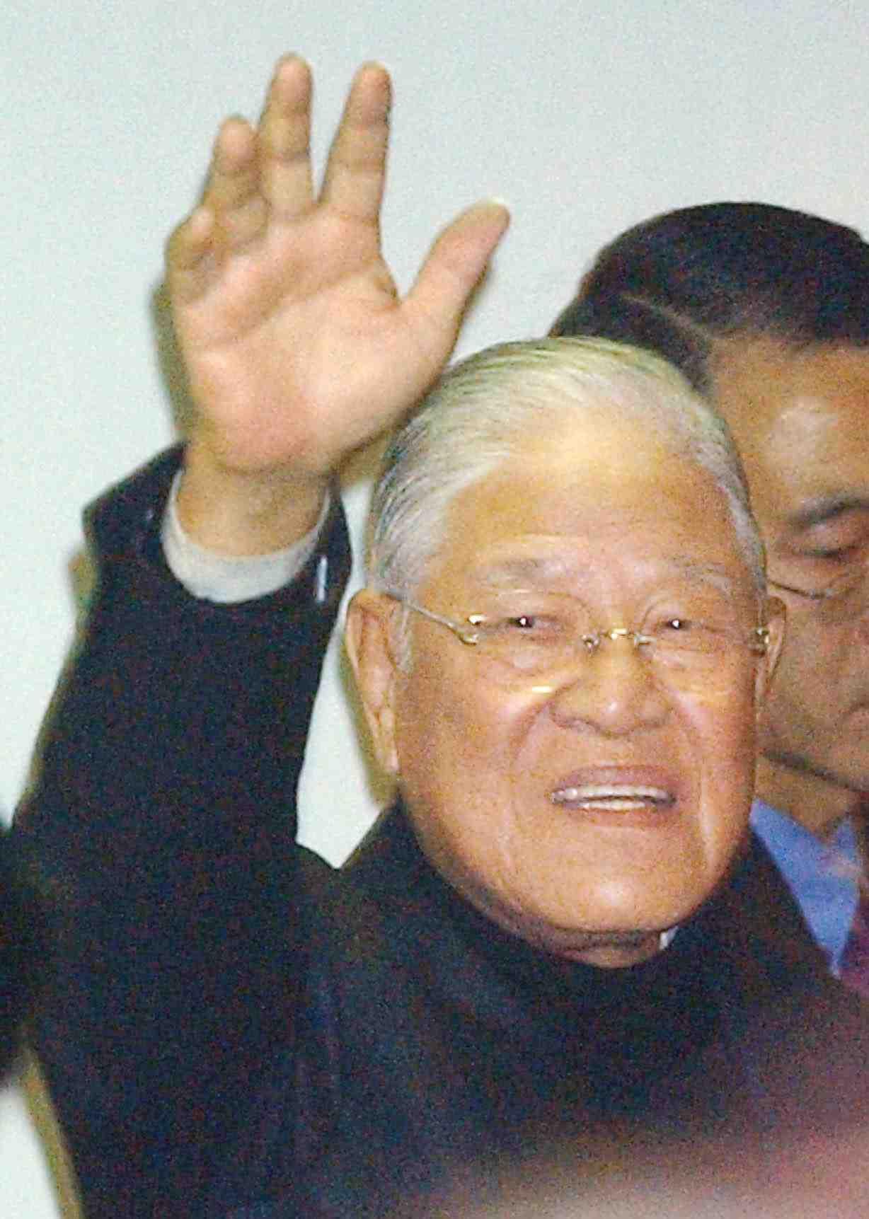 Former Taiwan president Lee Teng-Hui 016