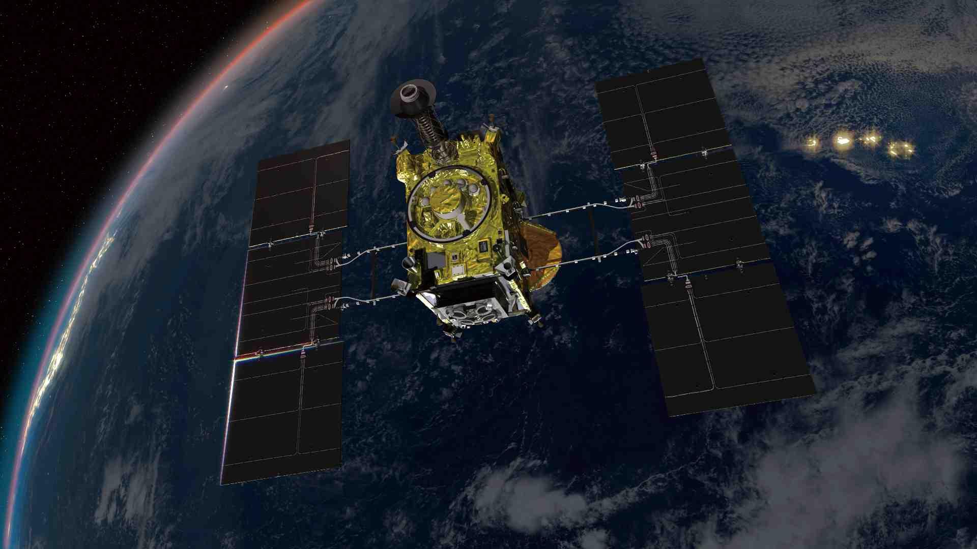 JAXA Space Probe Hayabusa2 002