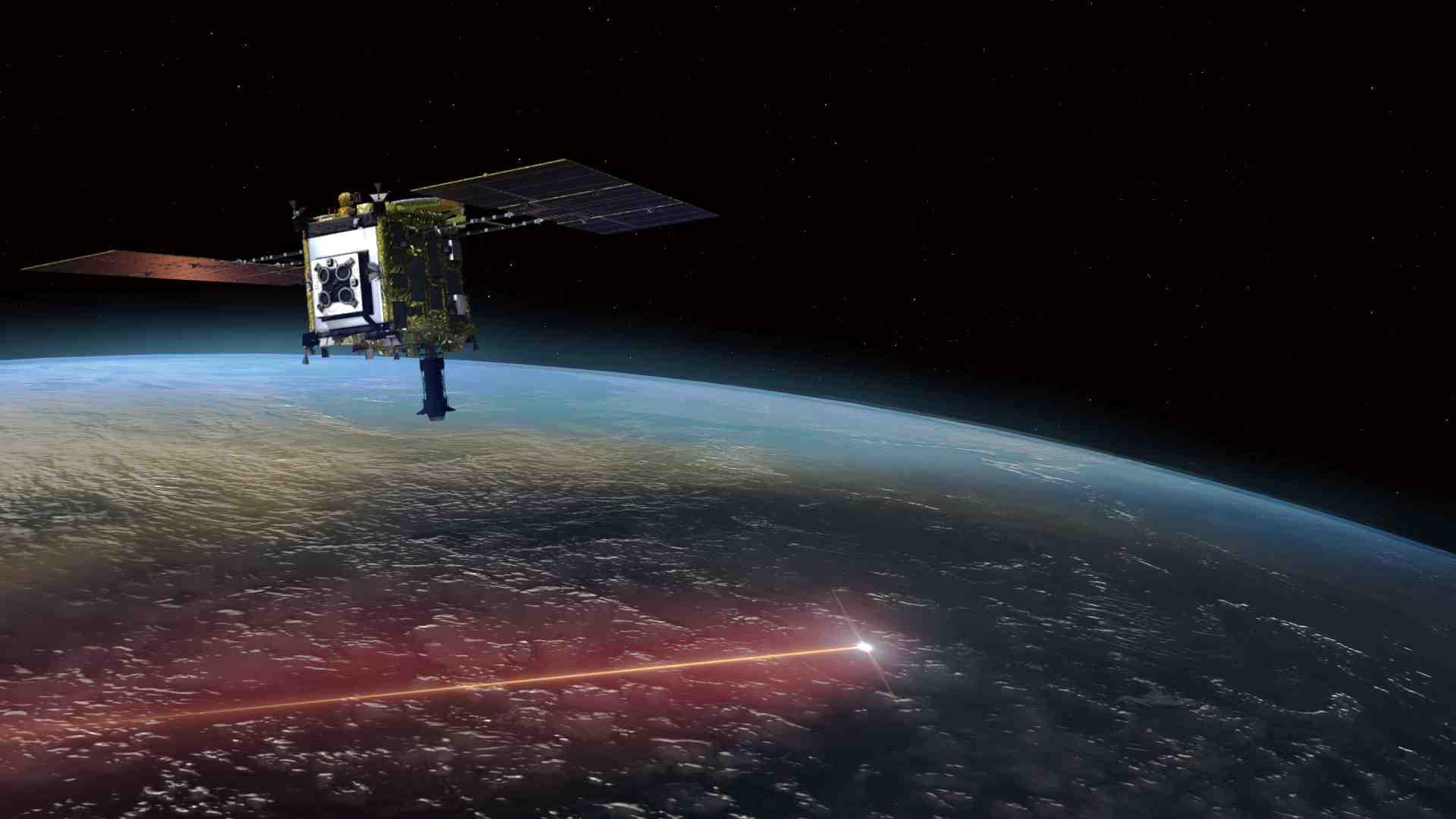 JAXA Space Probe Hayabusa2 004