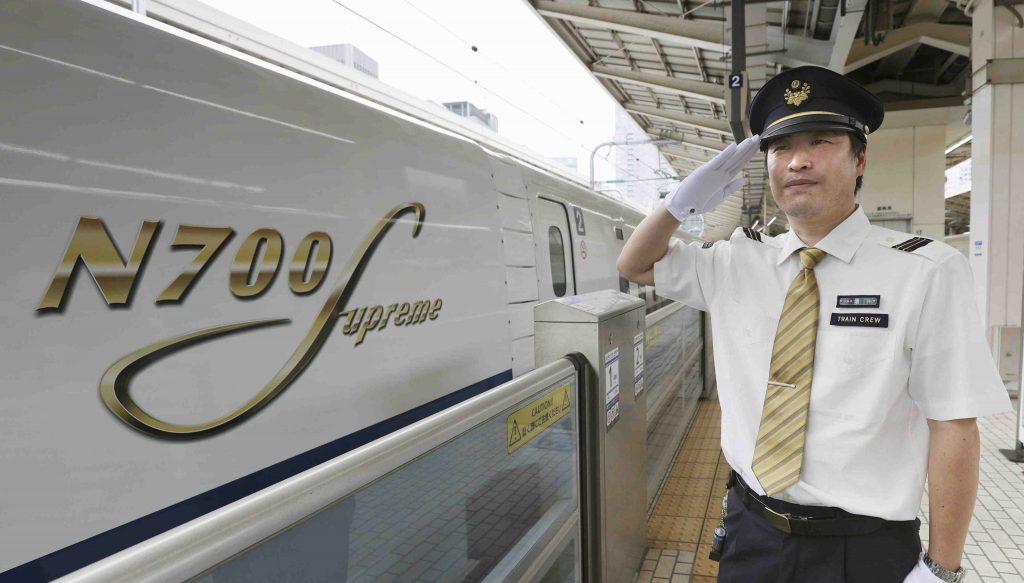 Japan Shinkansen N700S Debut JR Central 003 e1593996349480 1024x583.