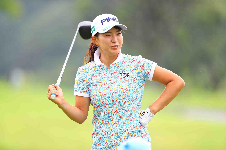 Japan Women's golf Hinako Shibuno 004