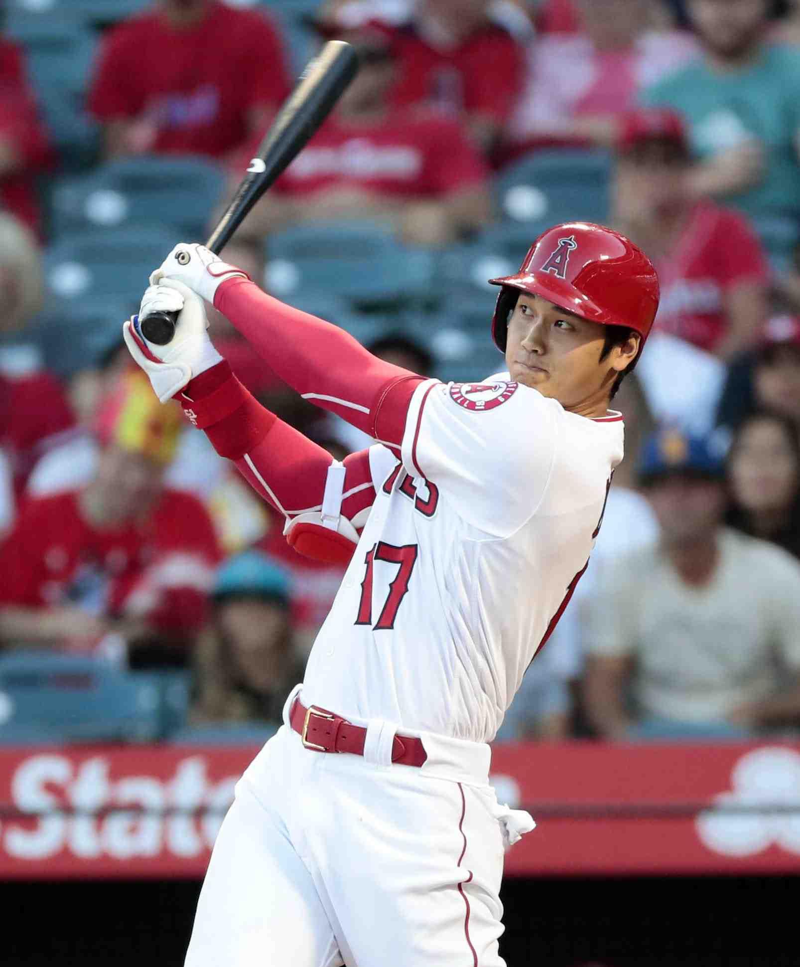 MLB Shohei Ohtani 002