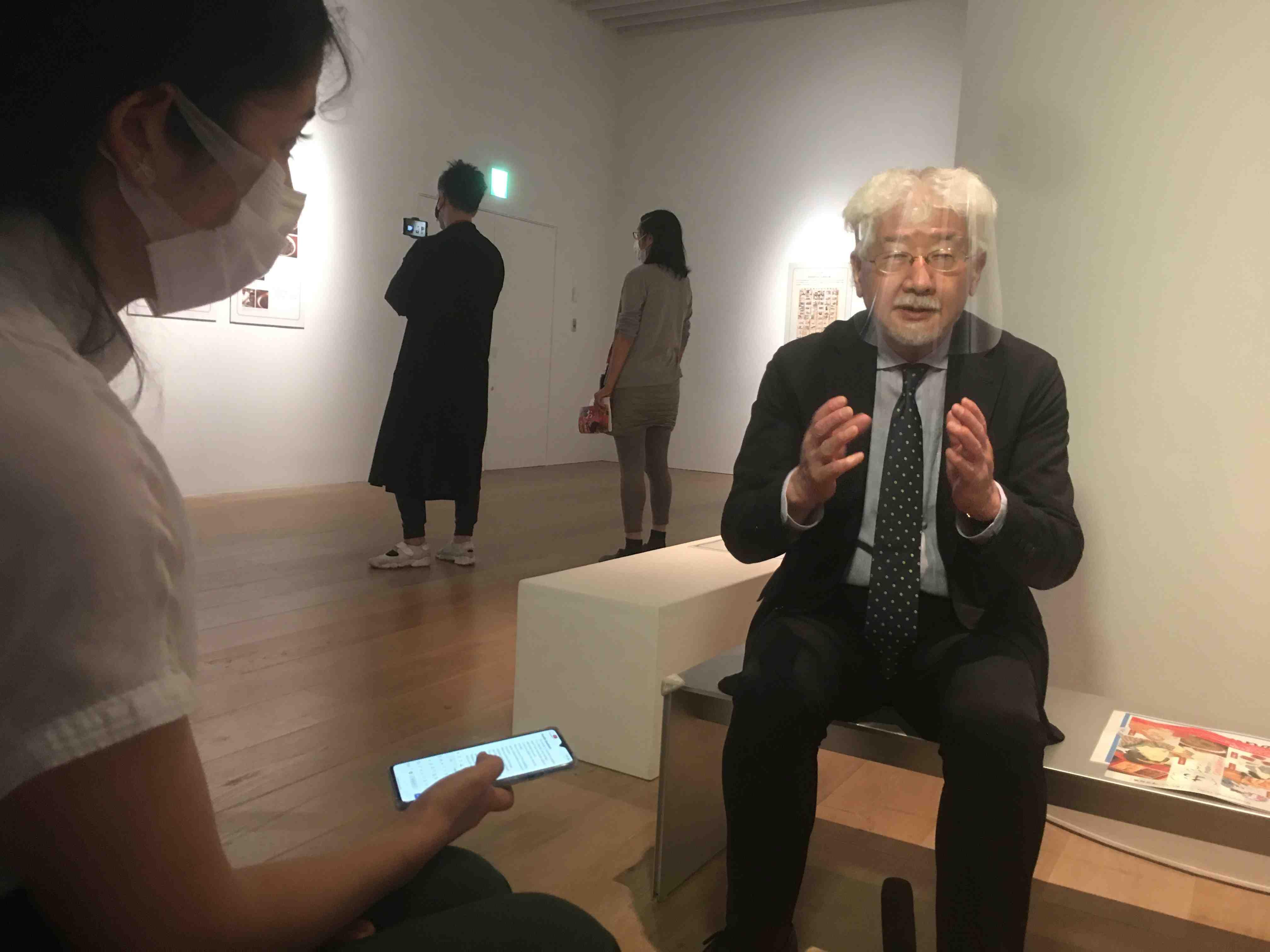 Oishii Ukiyo-e exhibit in Tokyo 001