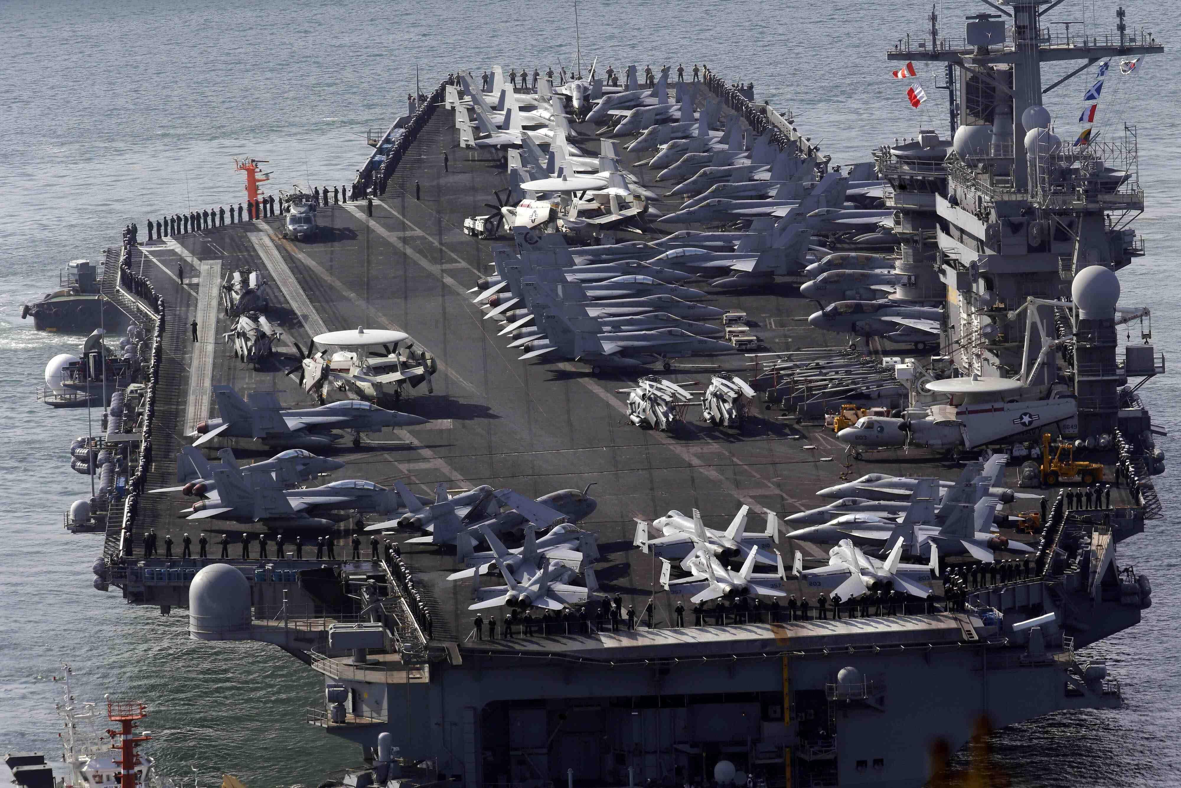 South Korea South China Sea Watch