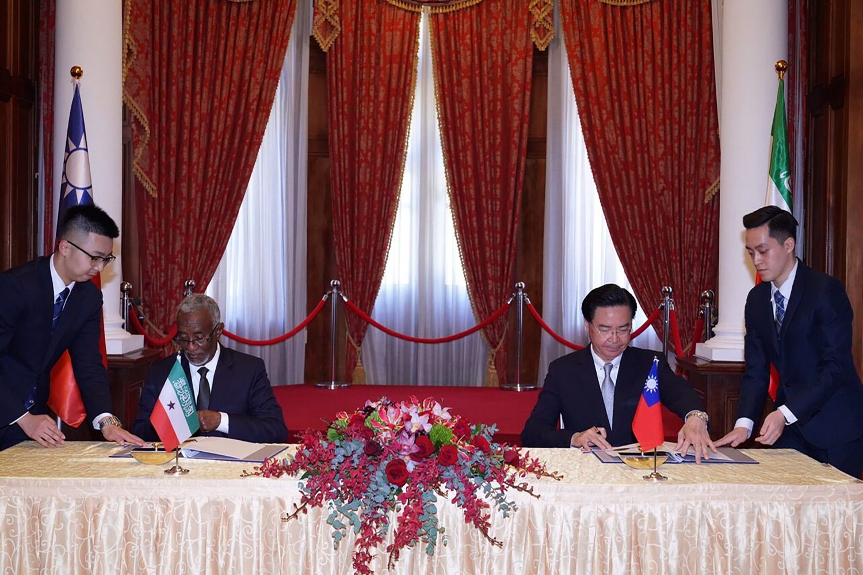 Taiwan Somaliland