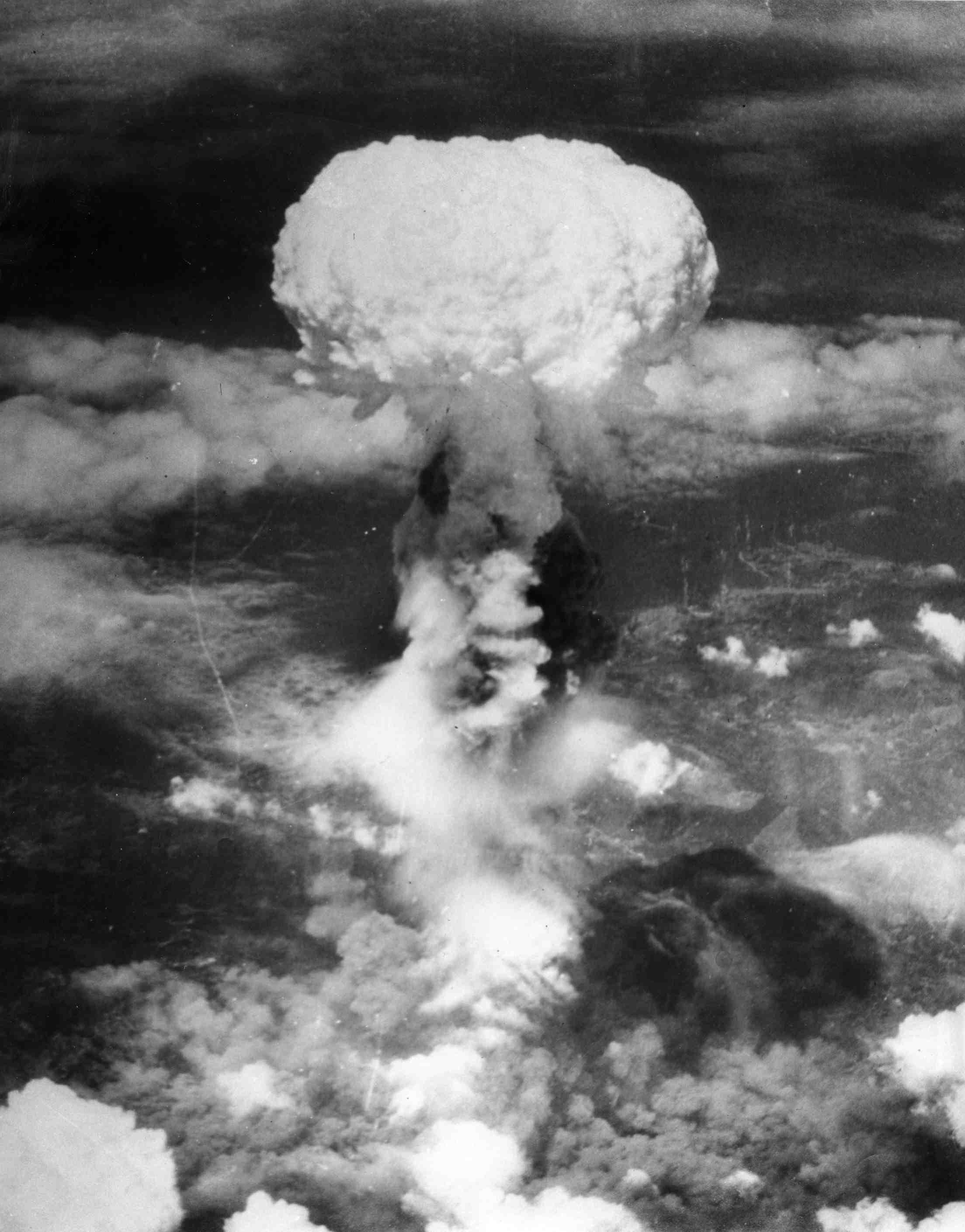 75 Years World War End Diary of Nagasaki A-Bomb 002