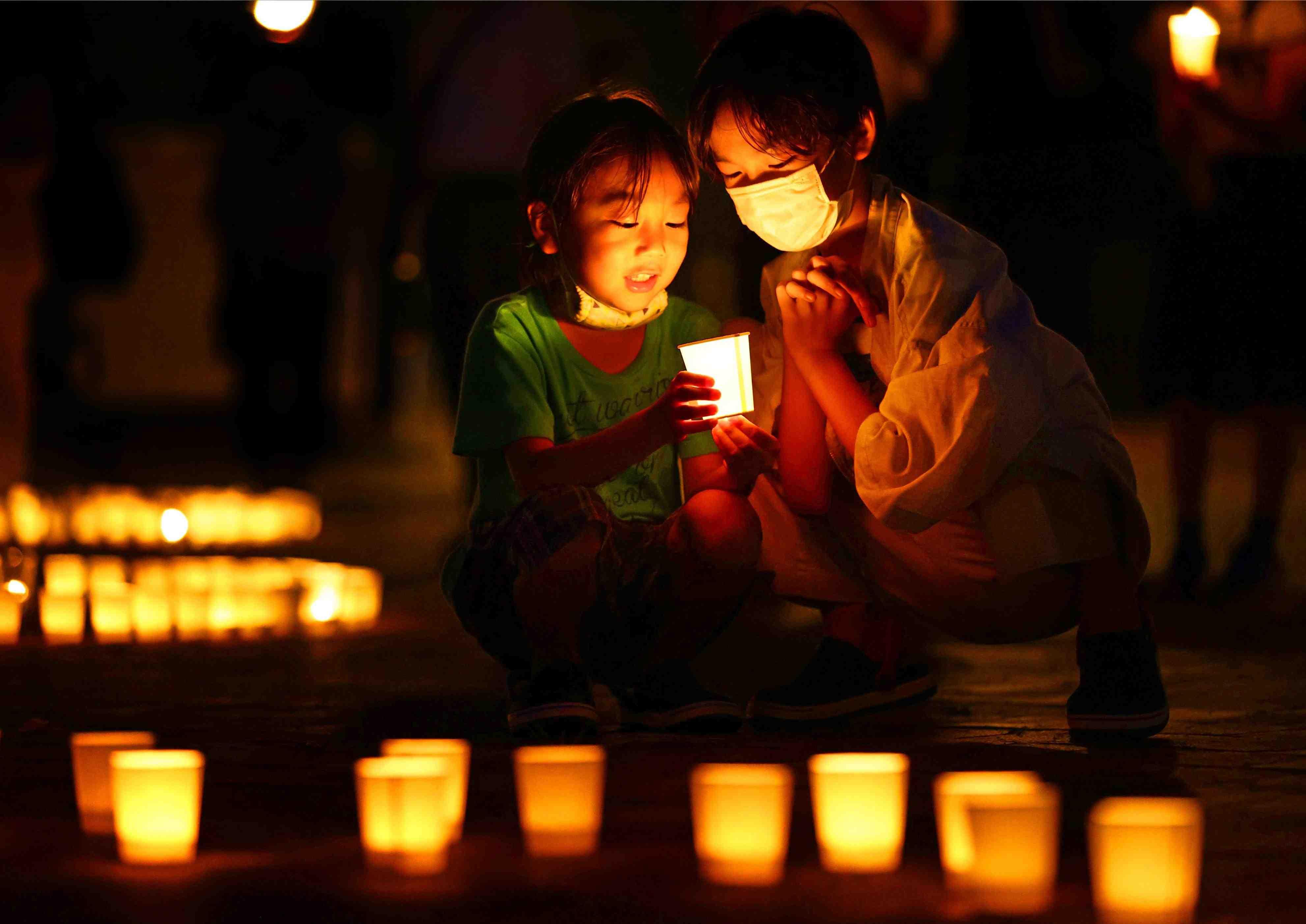 75 Years World War End Diary of Nagasaki A-Bomb 007
