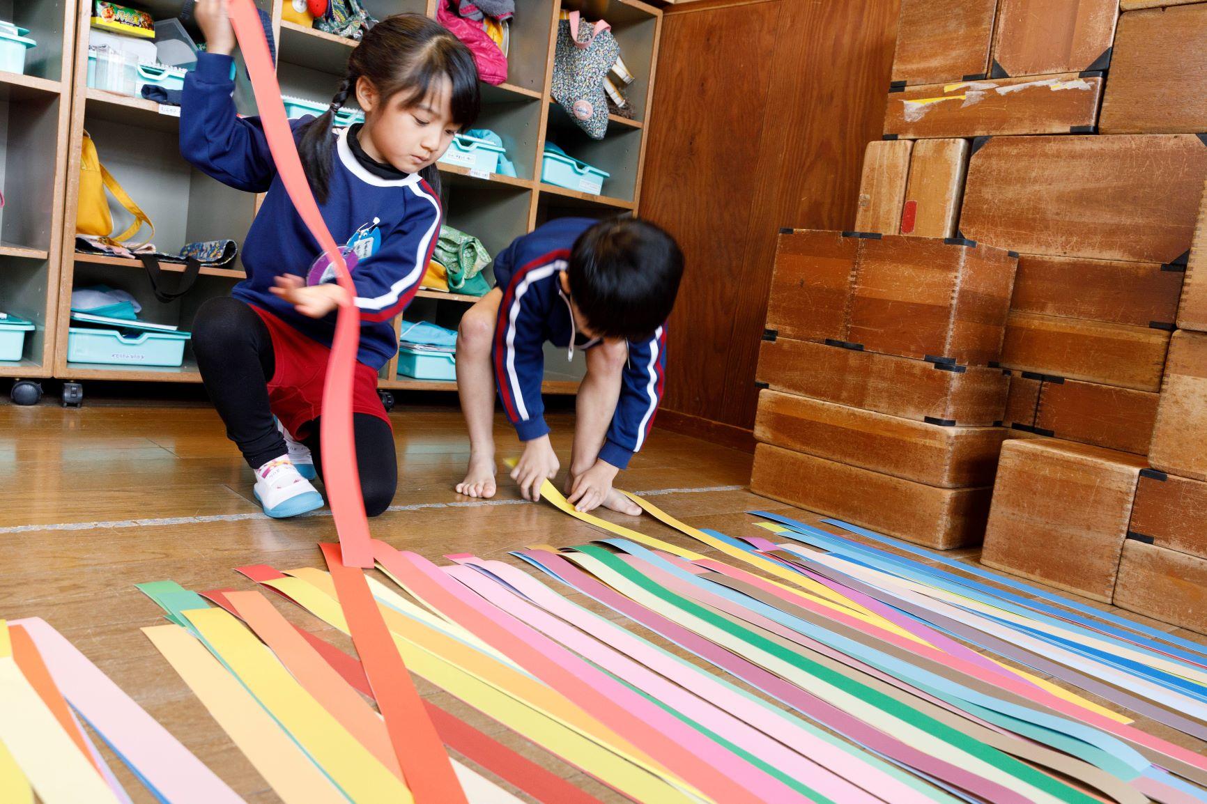 Arts Exchange Color Strips M size
