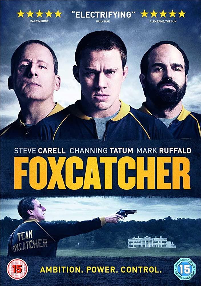 Foxcatcher promotion image