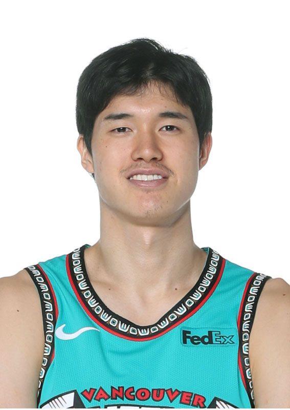 NBA Basketball player Yuta Watanabe 003