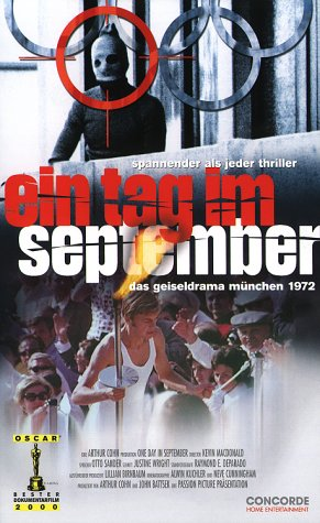 One Day in September cover image