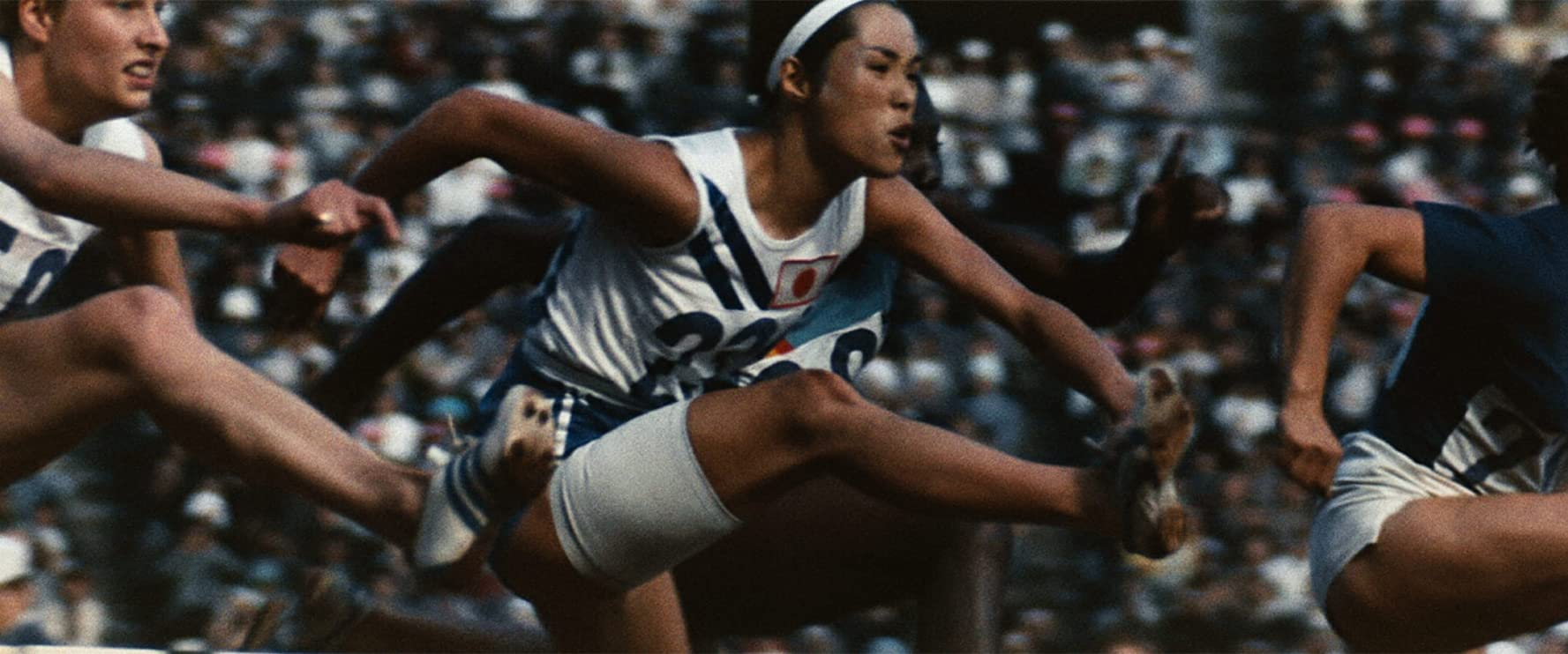 Tokyo Olympiad track and field