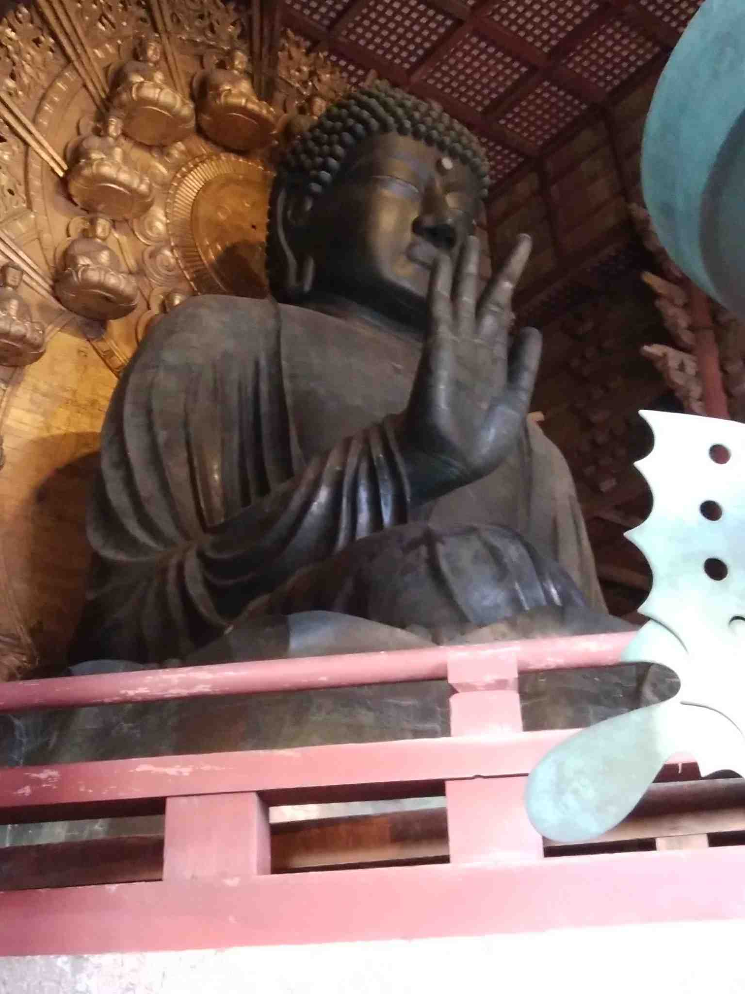 When India Opened Eyes in Nara 004